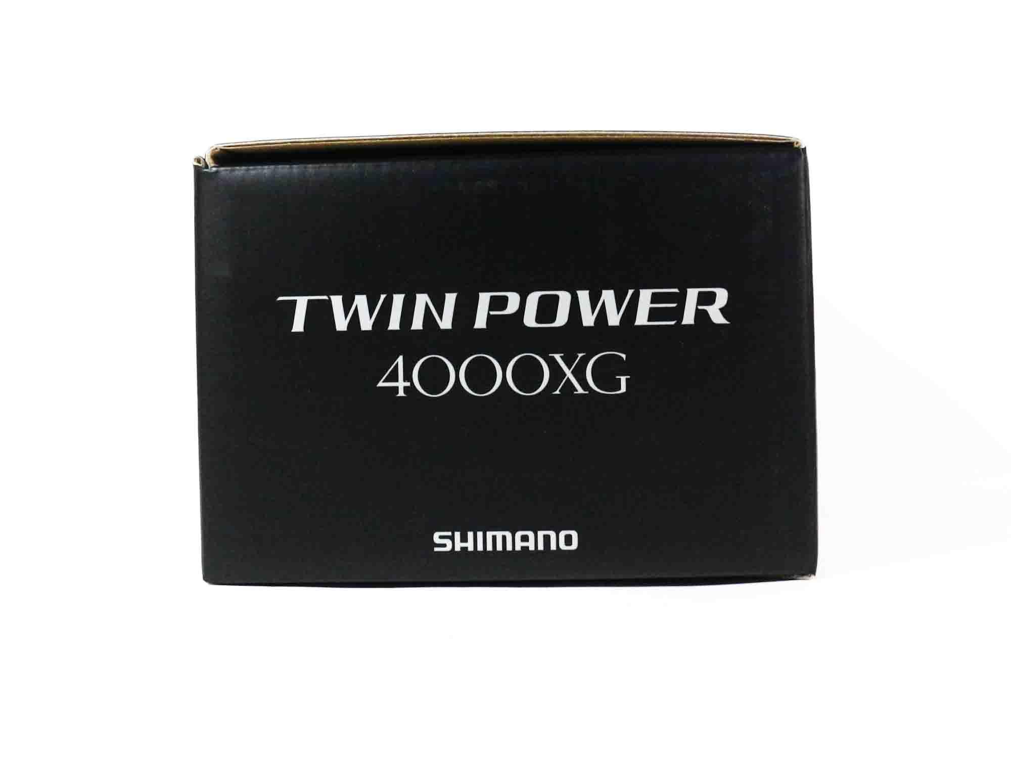 Shimano Reel Spinning Twinpower FD 4000 XG 2020 (2323)