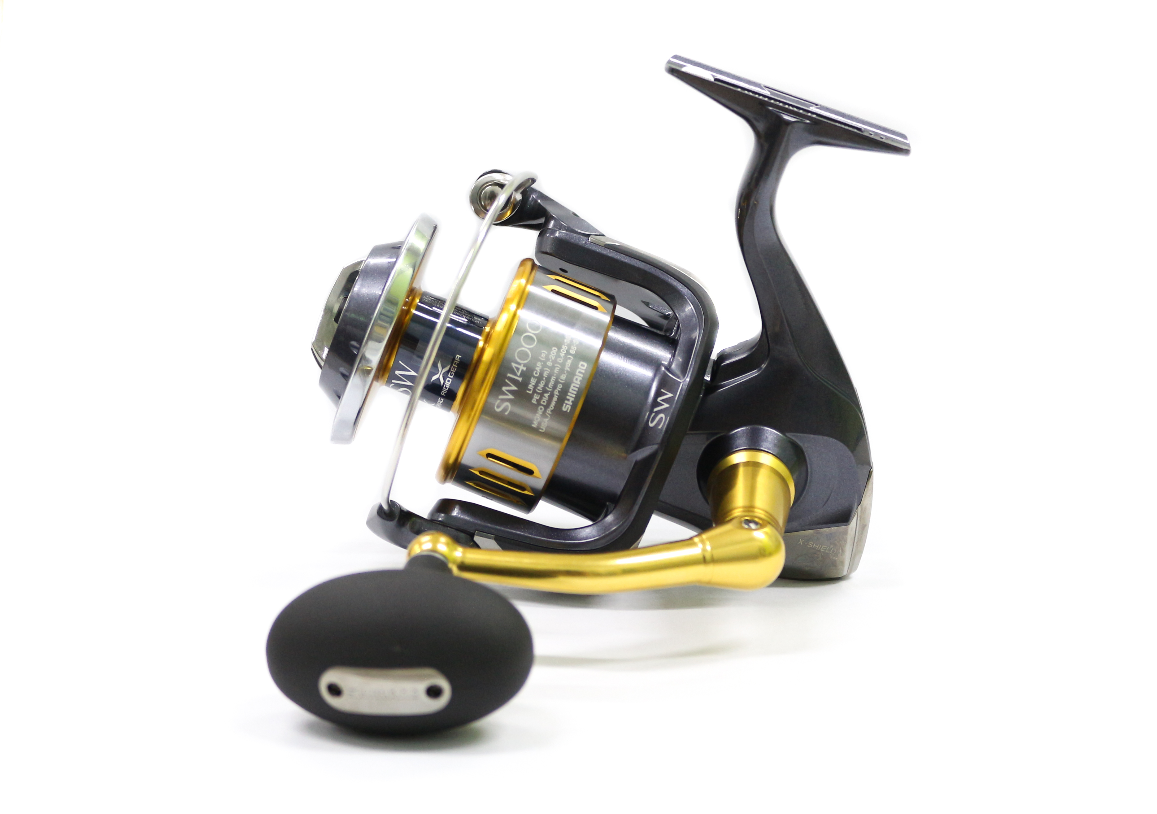 Shimano Reel Spinning Twinpower SW 14000 XG TP14000SWBXG (0169)