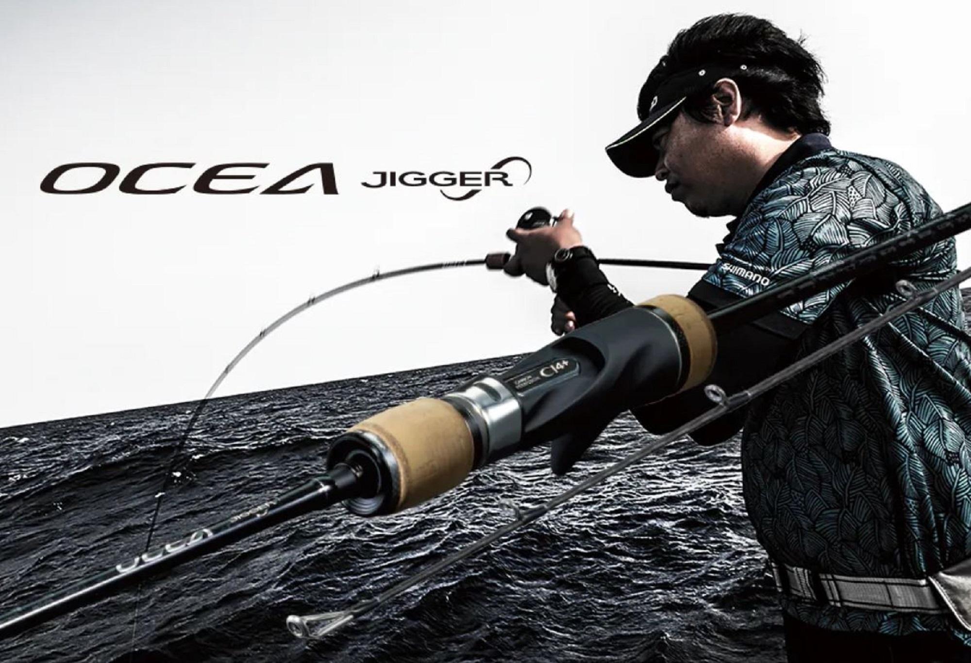 Shimano Rod Baitcast Ocea Jigger B65-1 395160