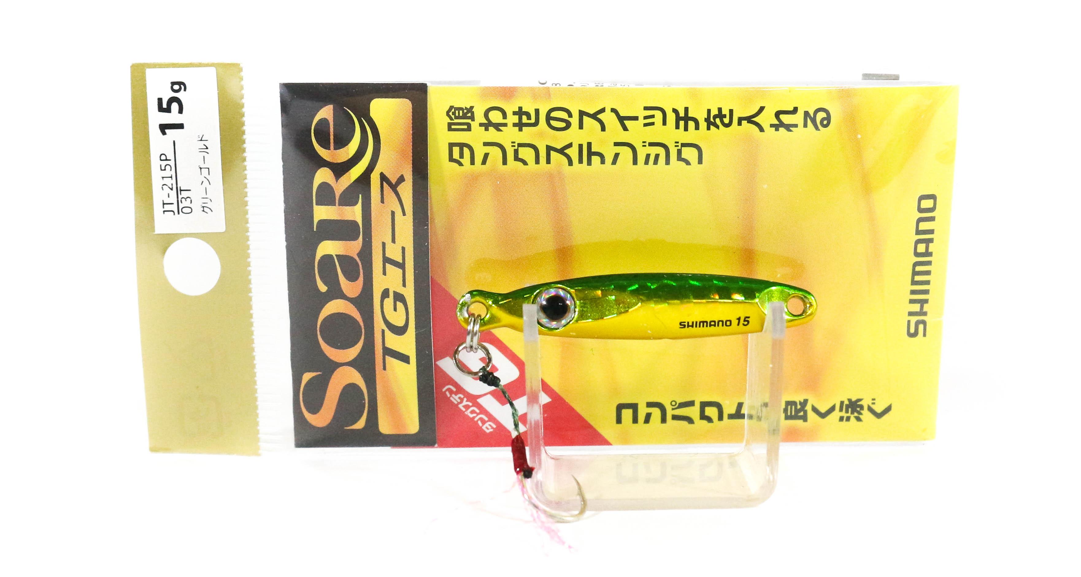 Shimano JT-215P Metal Jig TG ACE 15 grams 03T 472533