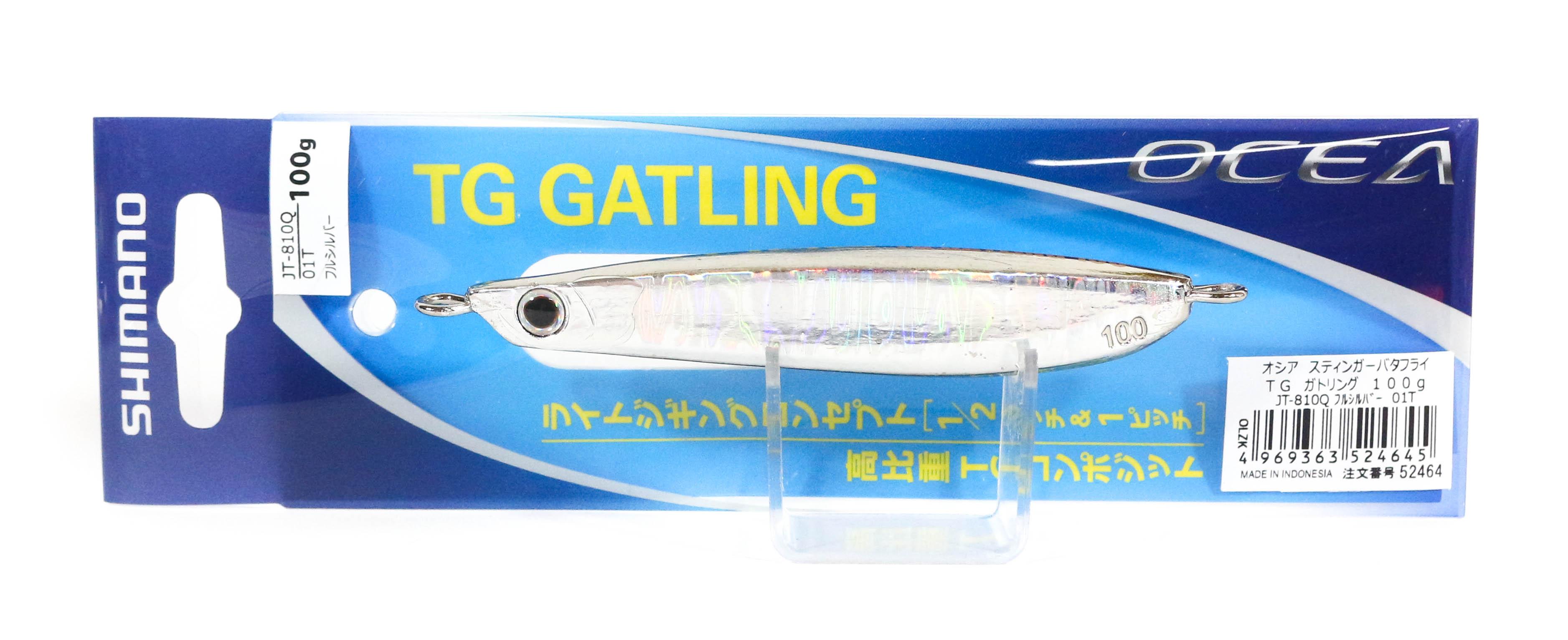 Shimano JT-810Q Metal Jig TG Gatling 100 grams 01T 524645