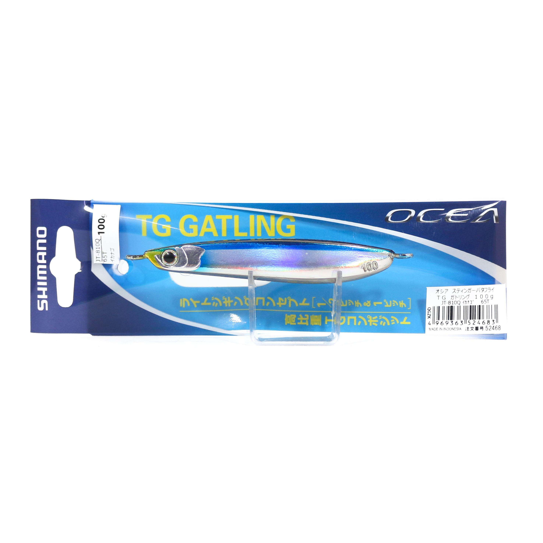 Shimano JT-810Q Metal Jig TG Gatling 100 grams 65T 524683