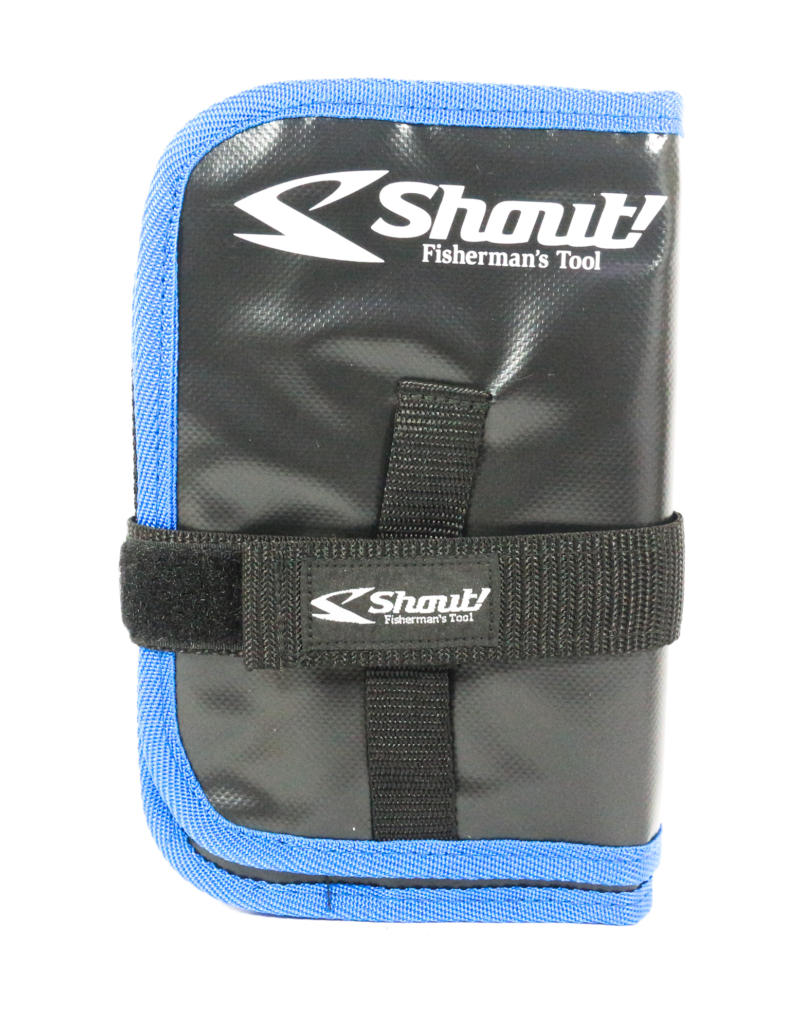 Shout 547-AL Adjustable Jig Roll Bag Size L up to 28cm Jigs Blue (0253)