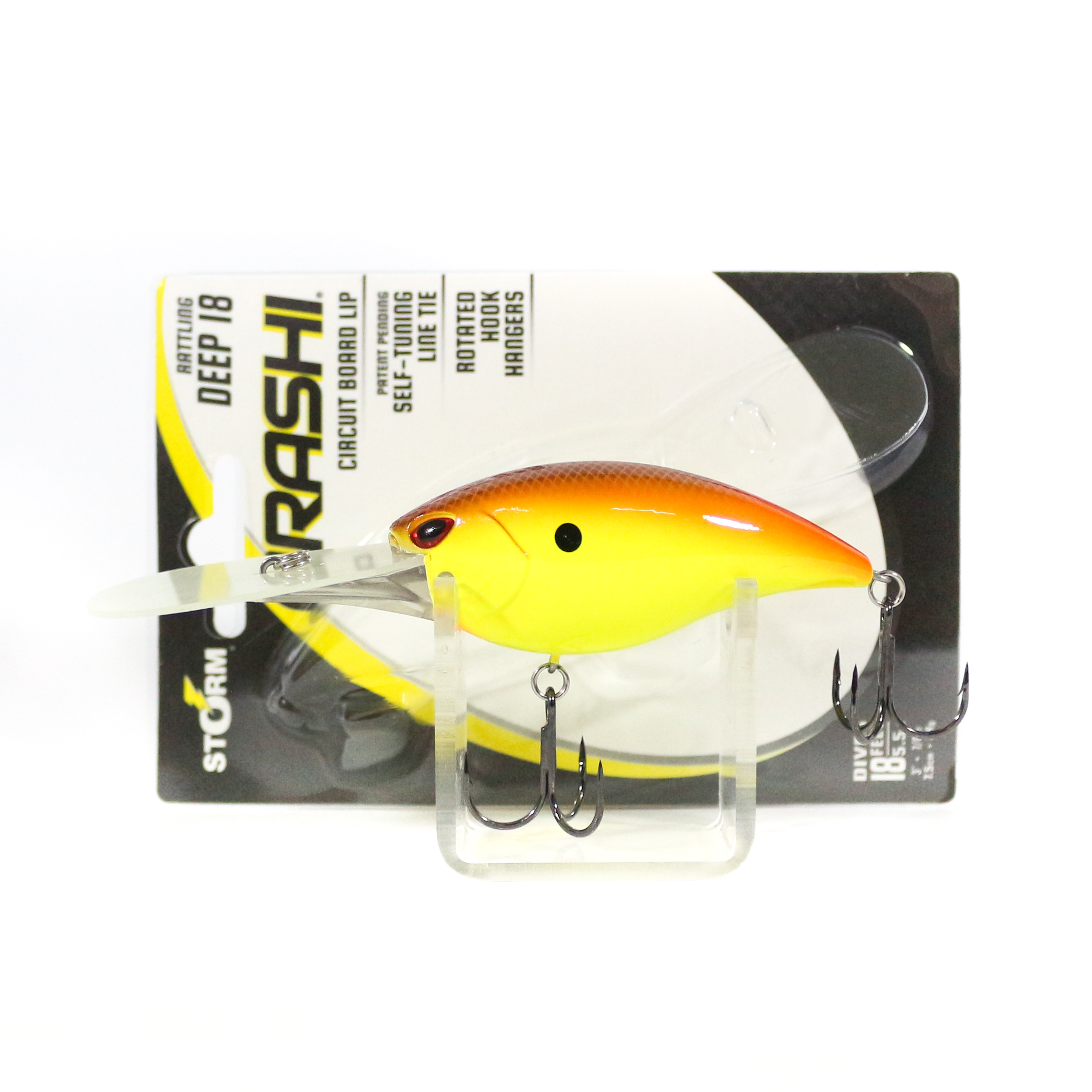 Storm Arashi Rattling Deep Floating Lure ADP18/871 (7523)