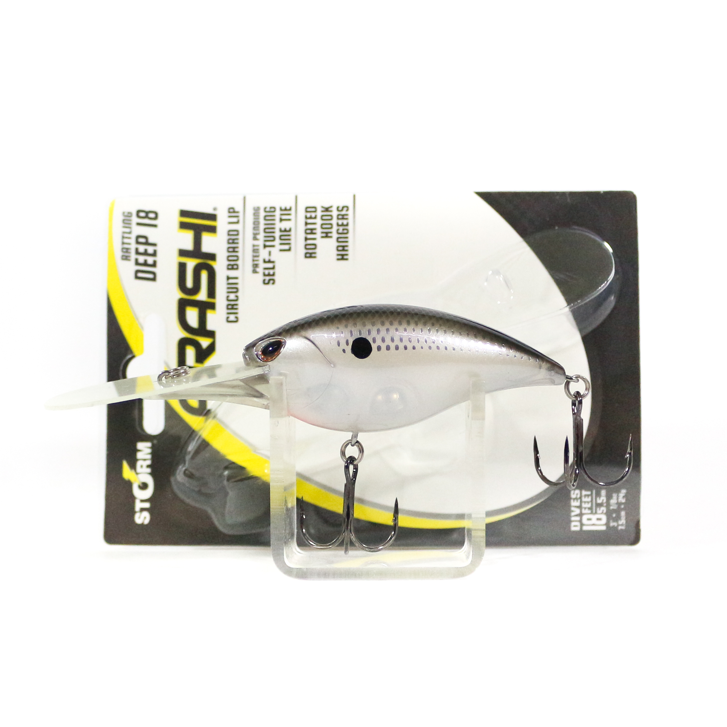 Storm Arashi Rattling Deep Floating Lure ADP18/874 (7547)