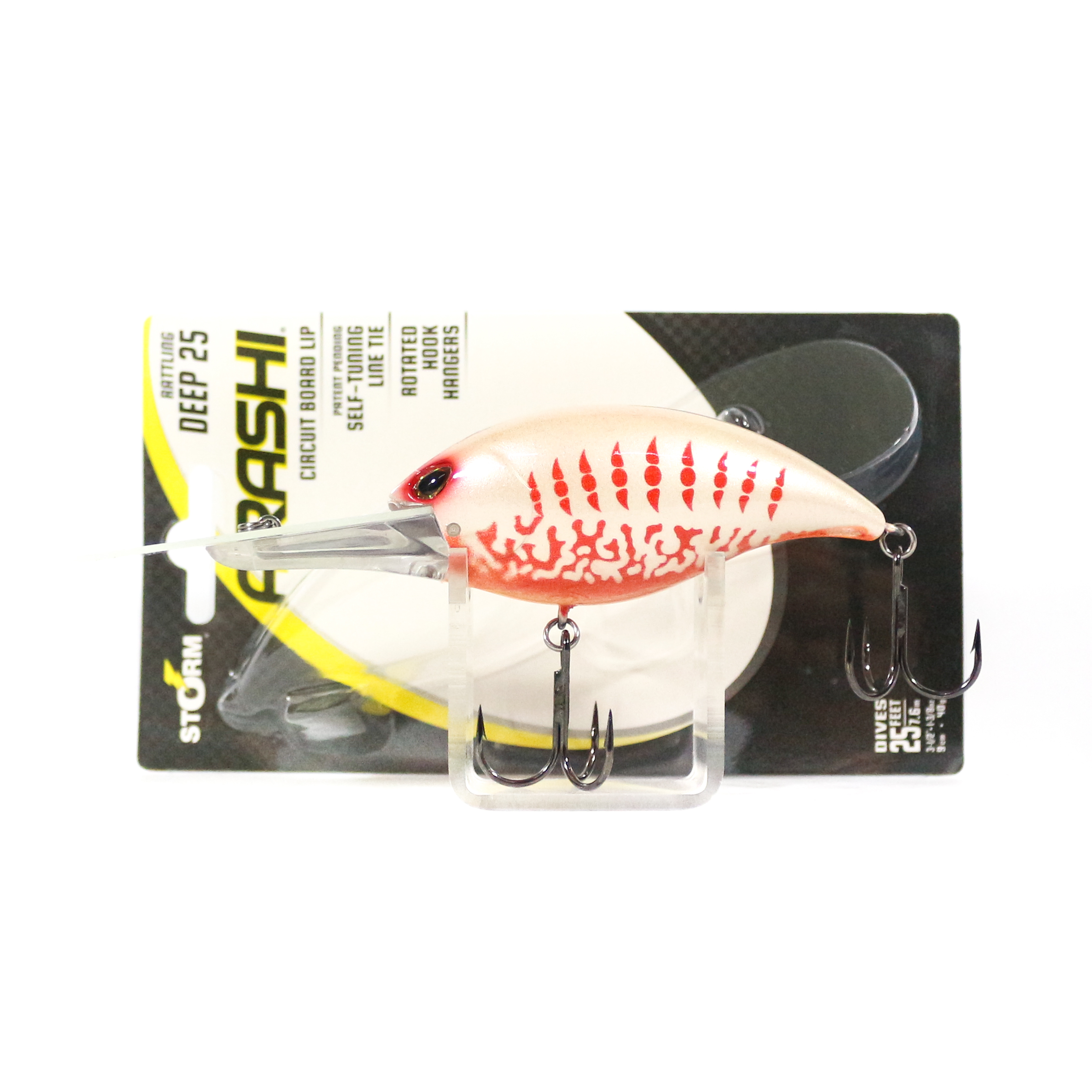 Storm Arashi Rattling Deep Floating Lure ADP25/734 (7909)