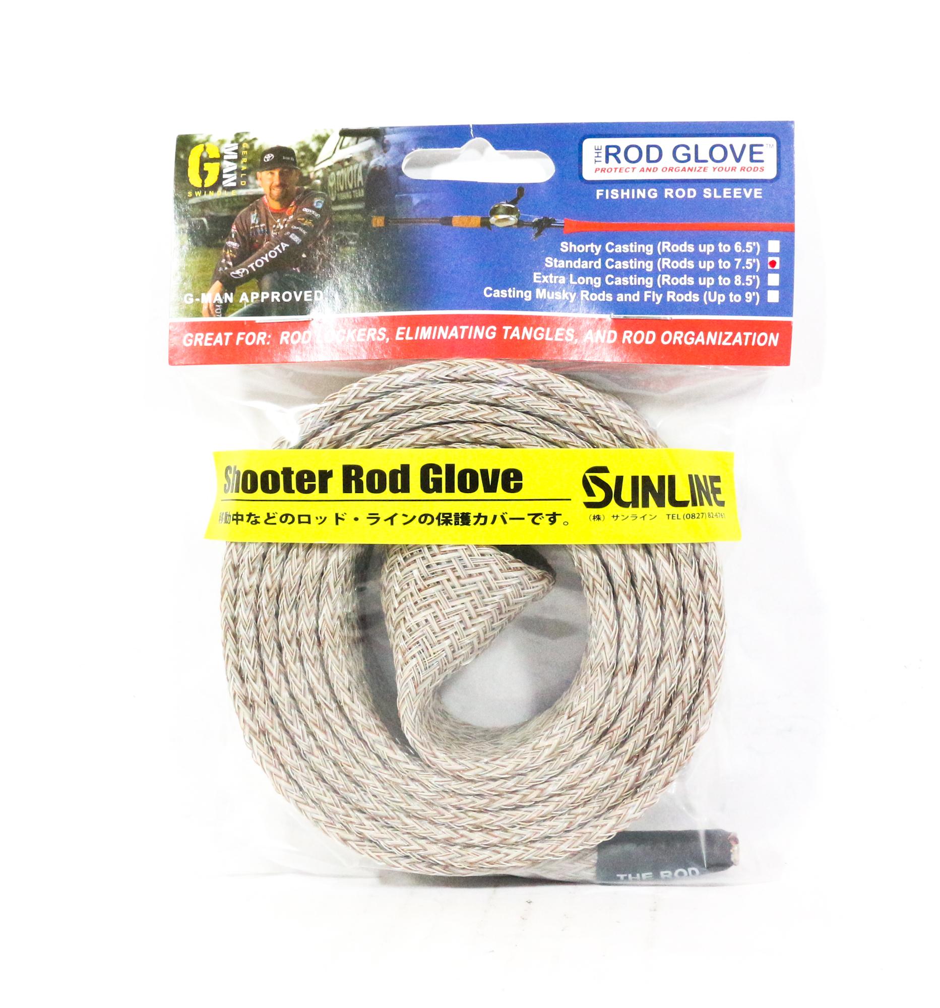 Sunline Rod Glove Shooter Baitcast RGC 525DC 160 cm Desert (1437)