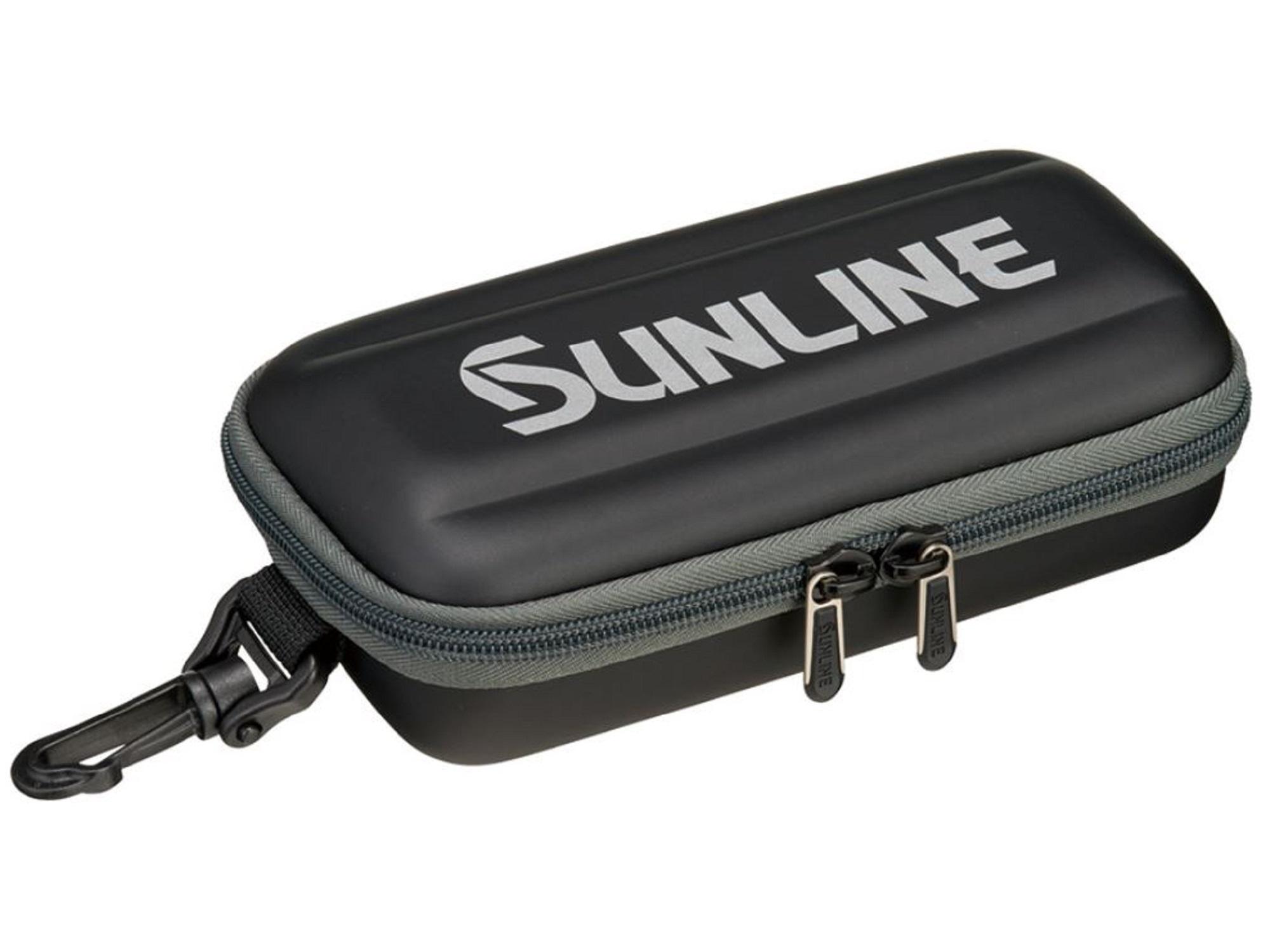 Sunline SFP-0126 Jig Storage Case 100 x 200 x 70 mm Gray (4948)
