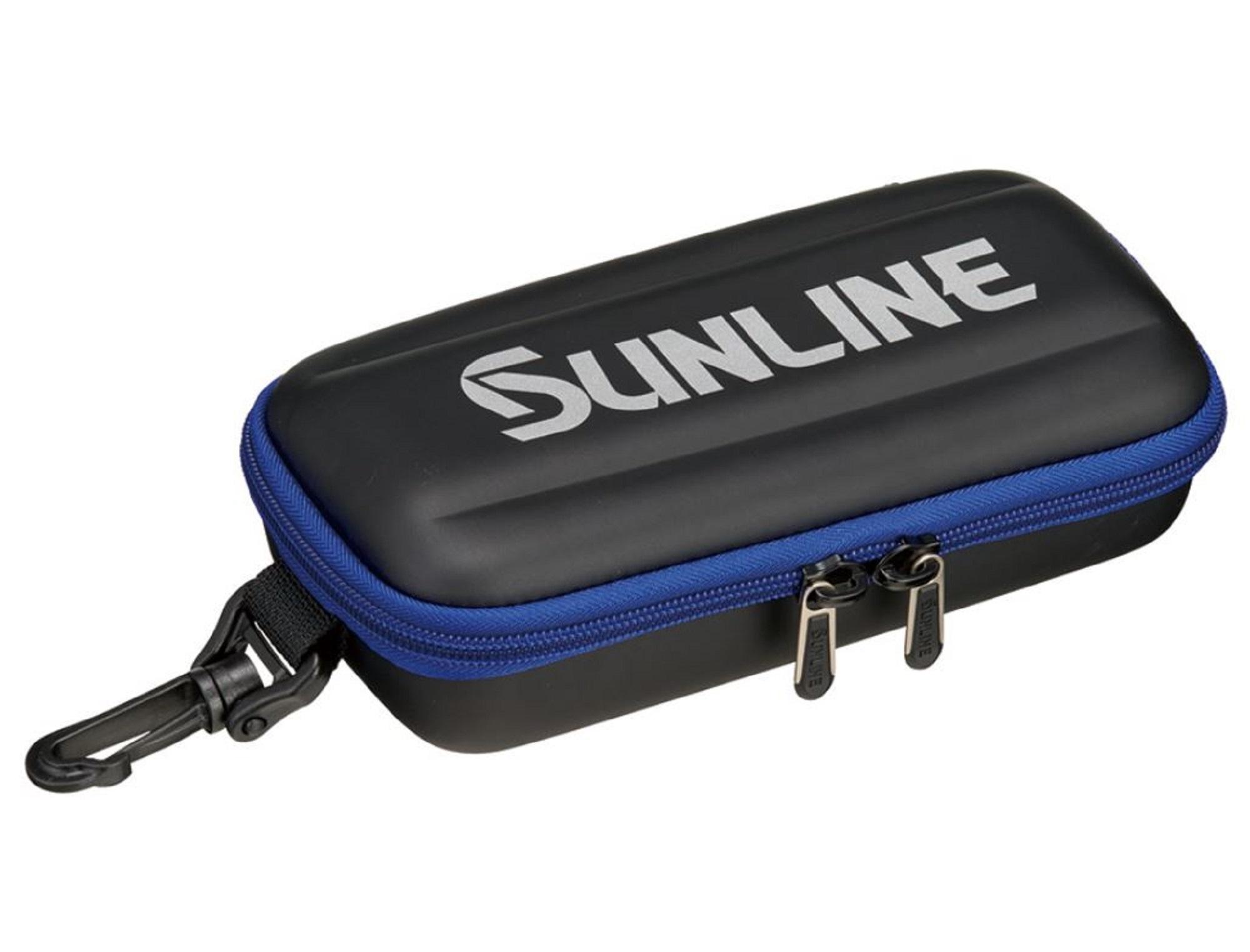 Sunline SFP-0126 Jig Storage Case 100 x 200 x 70 mm Blue (4955)