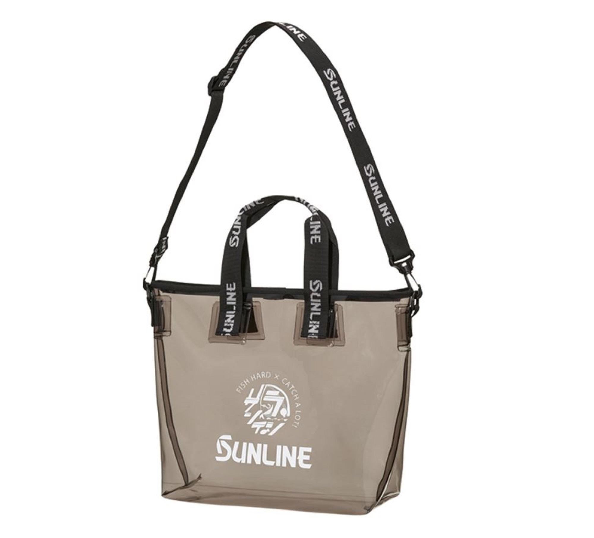 Sunline SFB-0720 Shoulder Bag 340 x 335 x 145 mm Smoke (4986)