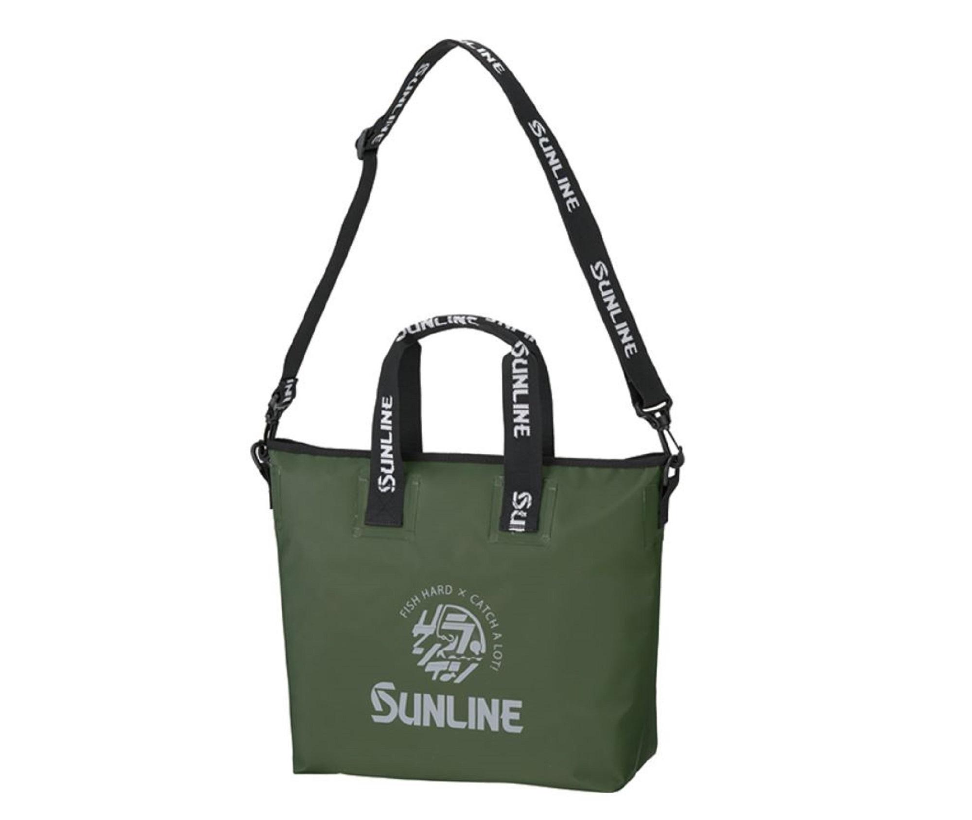 Sunline SFB-0720 Shoulder Bag 340 x 335 x 145 mm Green (4993)