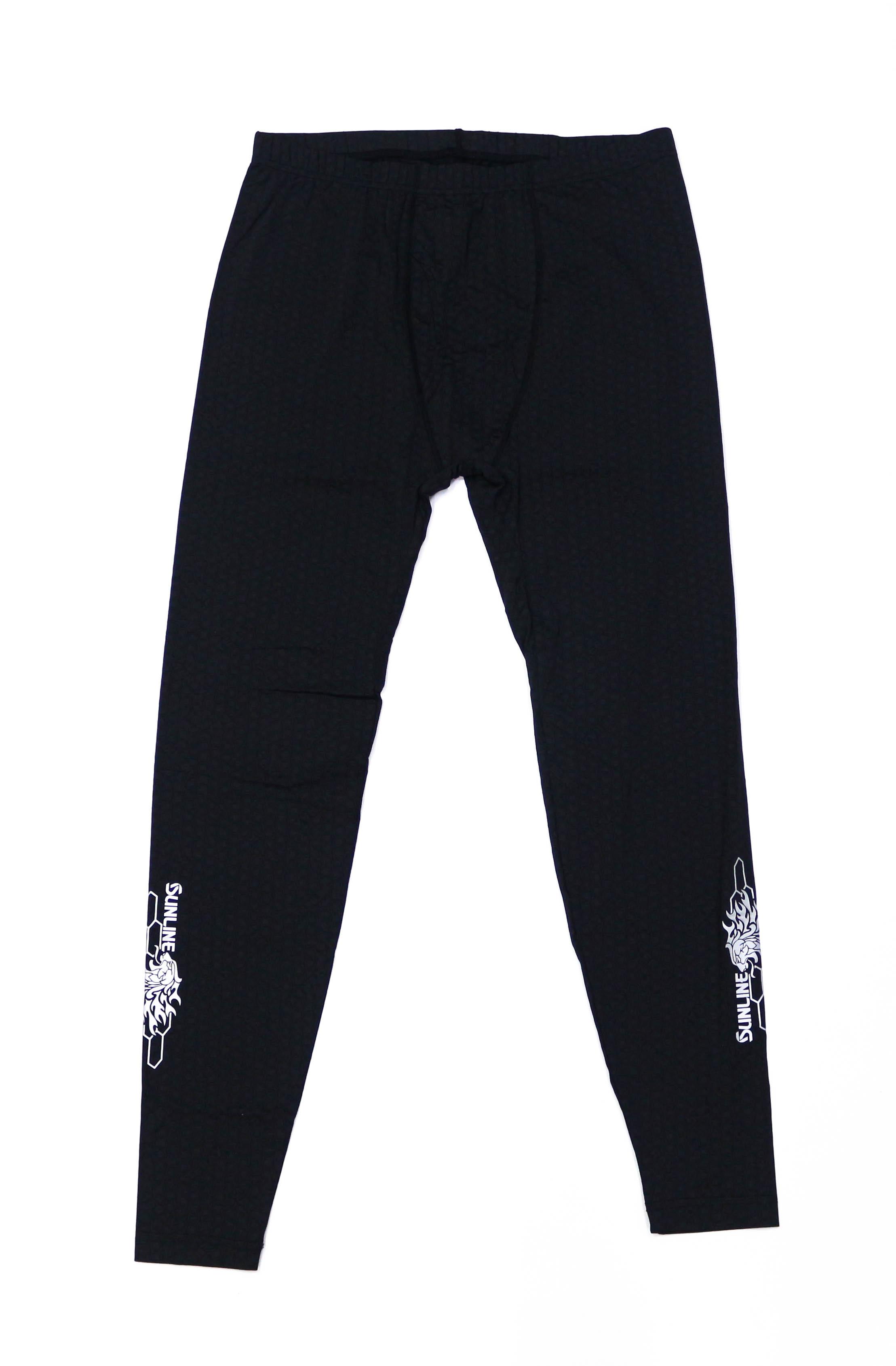 Sunline SUW-5536CW Underpants Terax Cool Black Size L (2488)