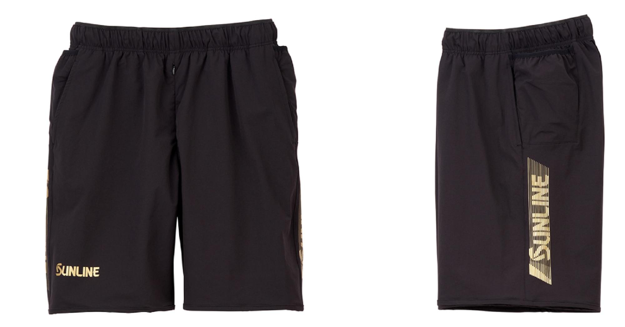 Sunline SUW-1214 Shorts Stretch Black Size LL (2685)