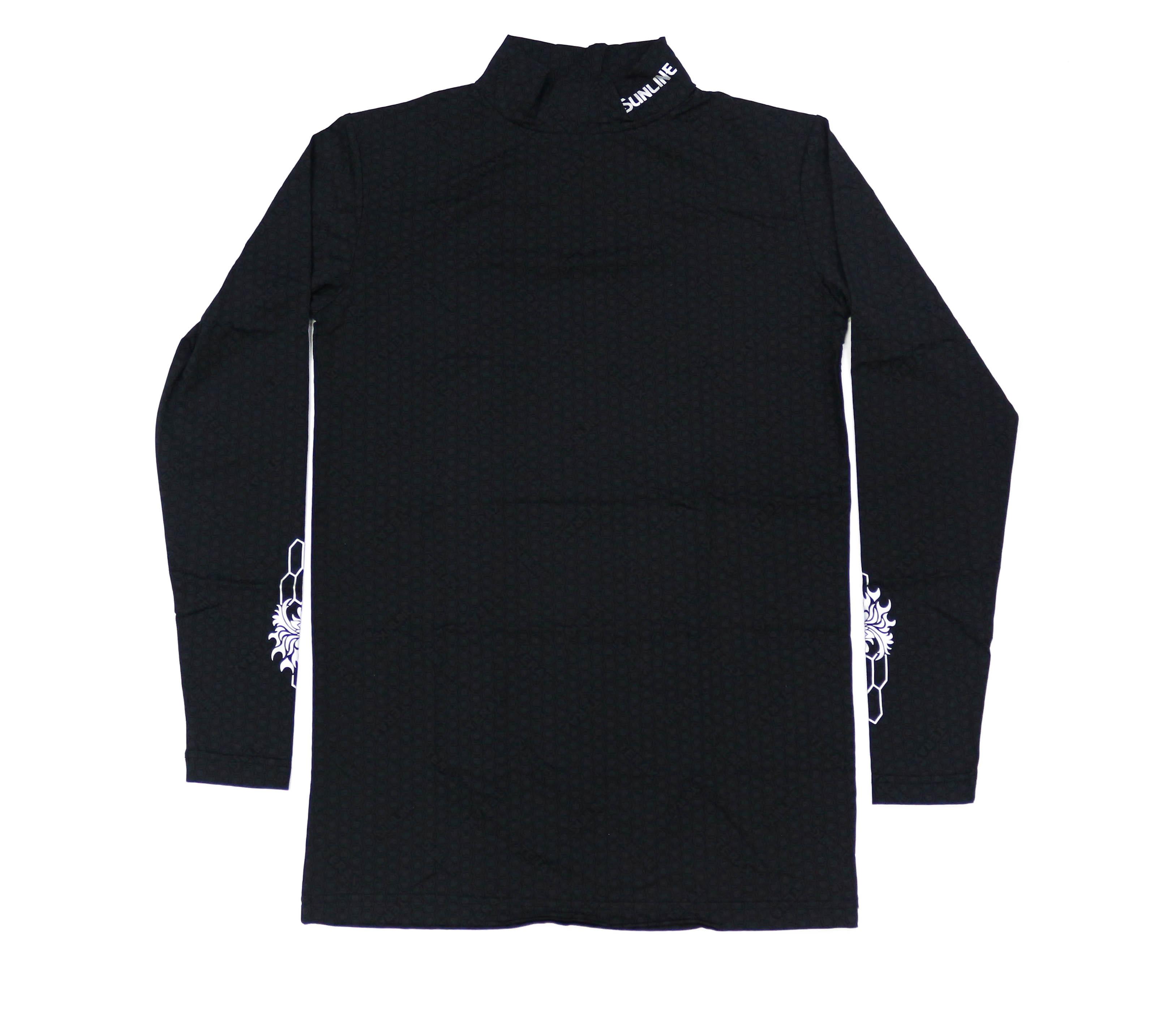 Sunline SUW-5535CW Undershirt Terax Cool Black Size M (2419)