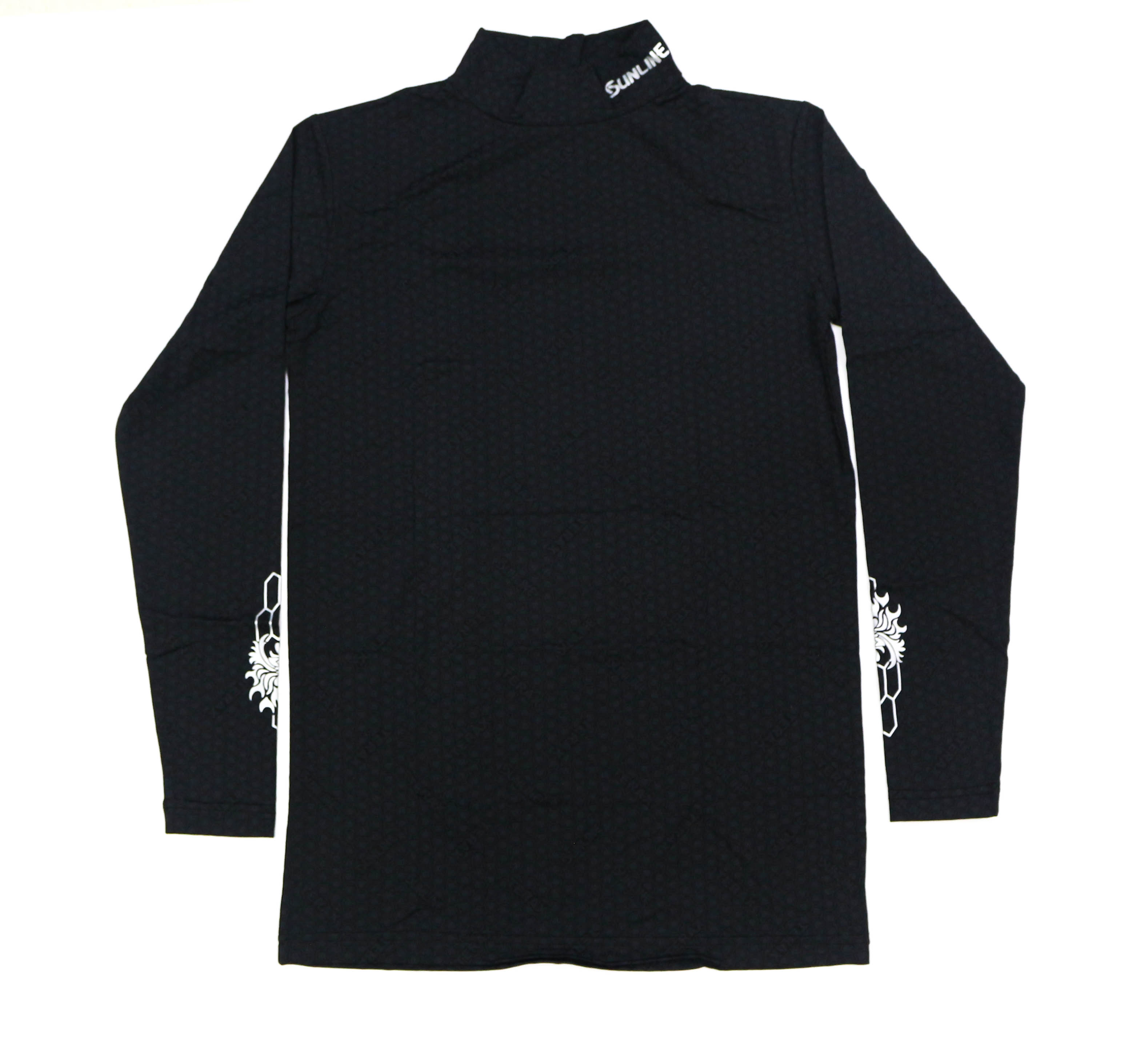 Sunline SUW-5535CW Undershirt Terax Cool Black Size LL (2433)