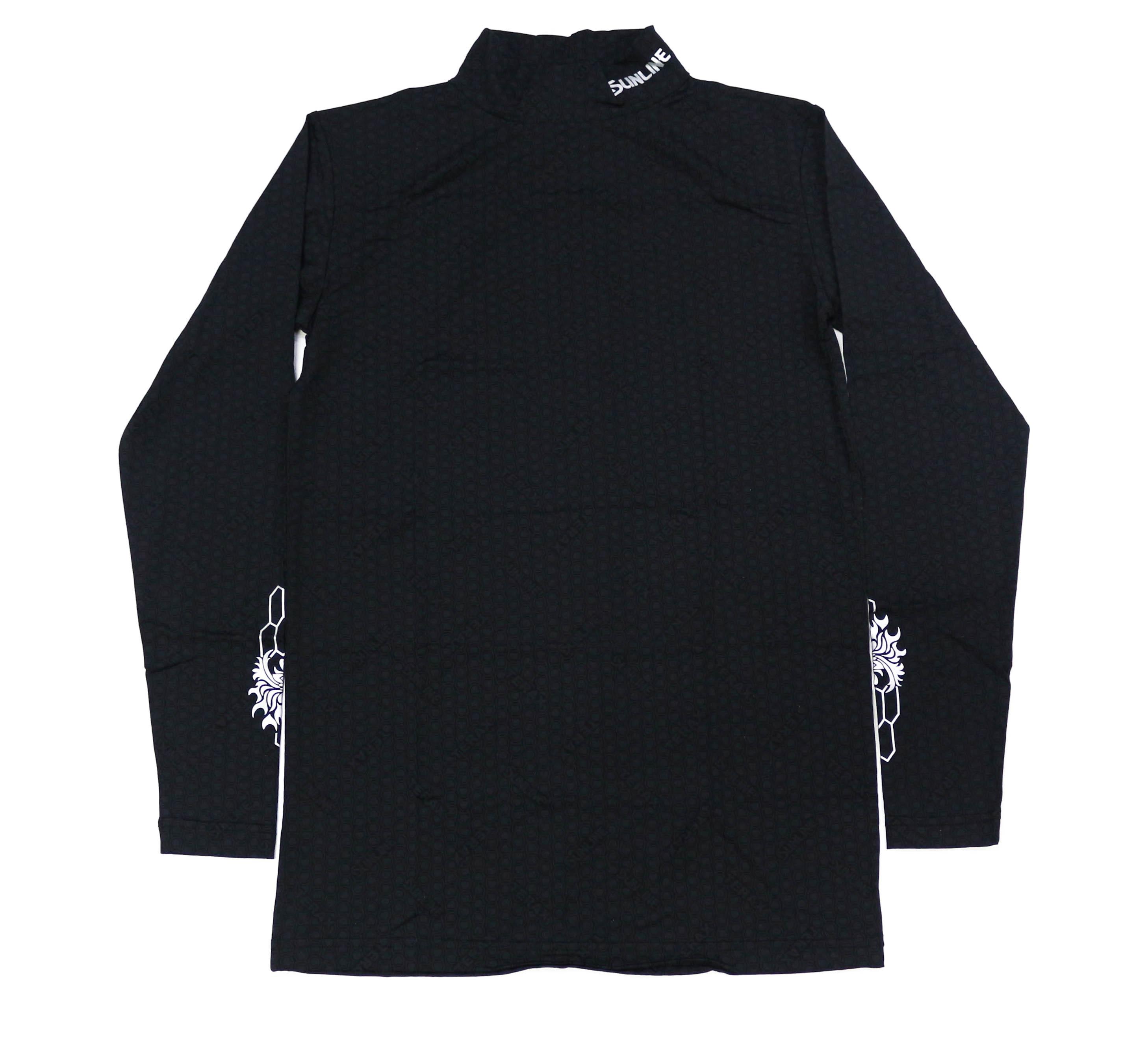 Sunline SUW-5535CW Undershirt Terax Cool Black Size 3L (2440)