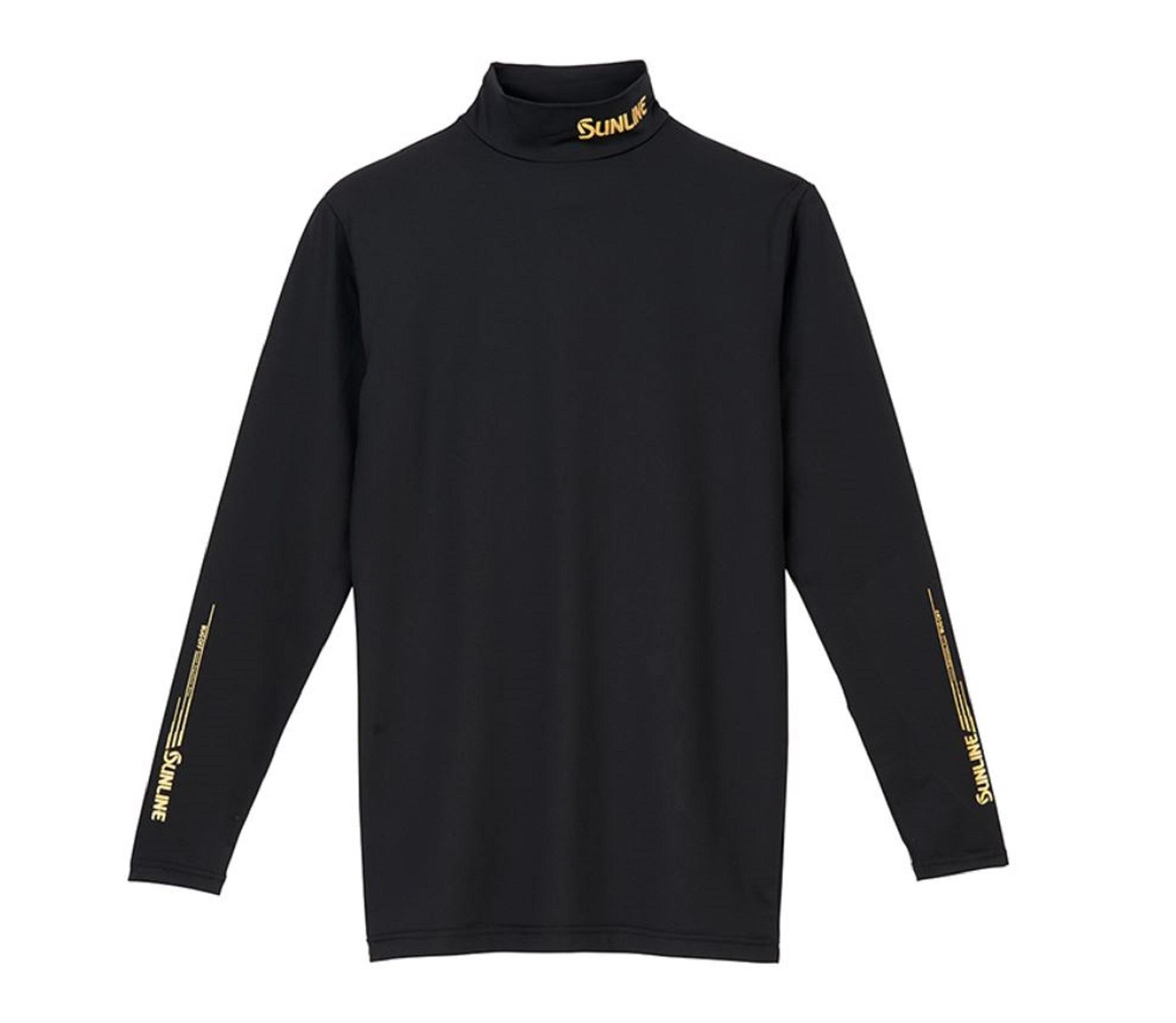 Sunline SUW-05505CW Undershirt Terax Cool Black Size L (2487)