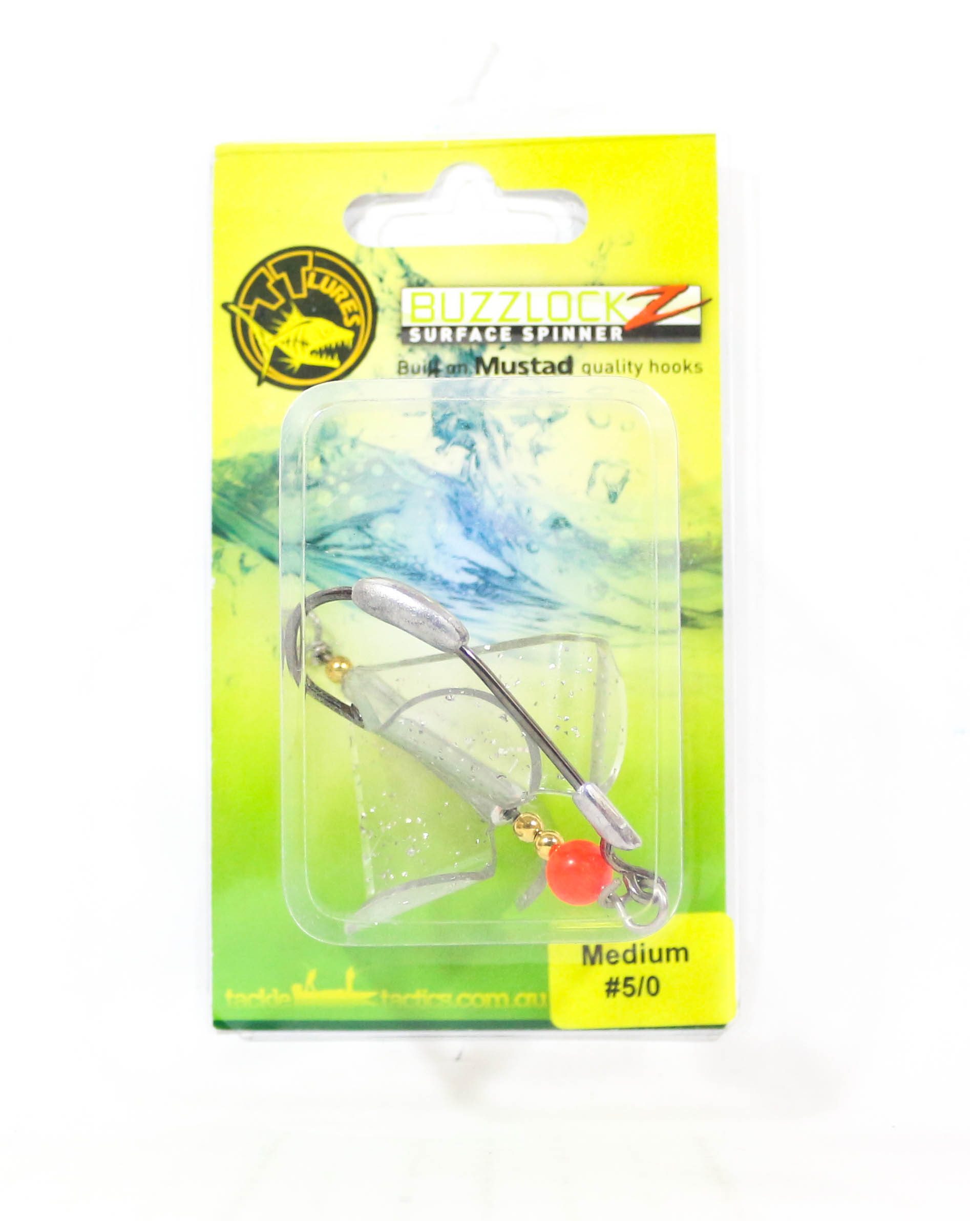 Tackle Tactics TT Buzzlockz Medium 5/0 1 per pack (6146)