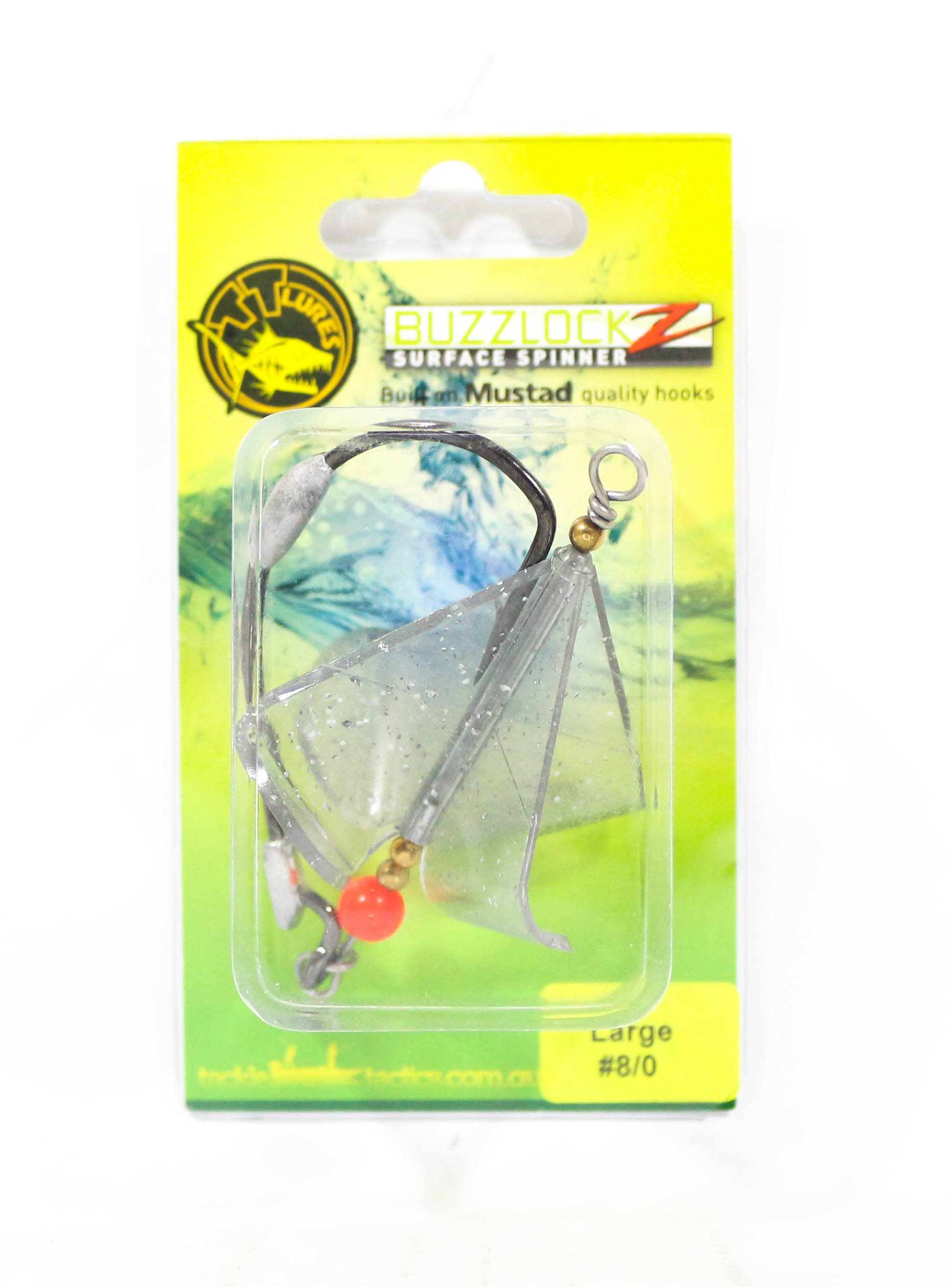 Tackle Tactics TT Buzzlockz Large 8/0 1 per pack (6177)
