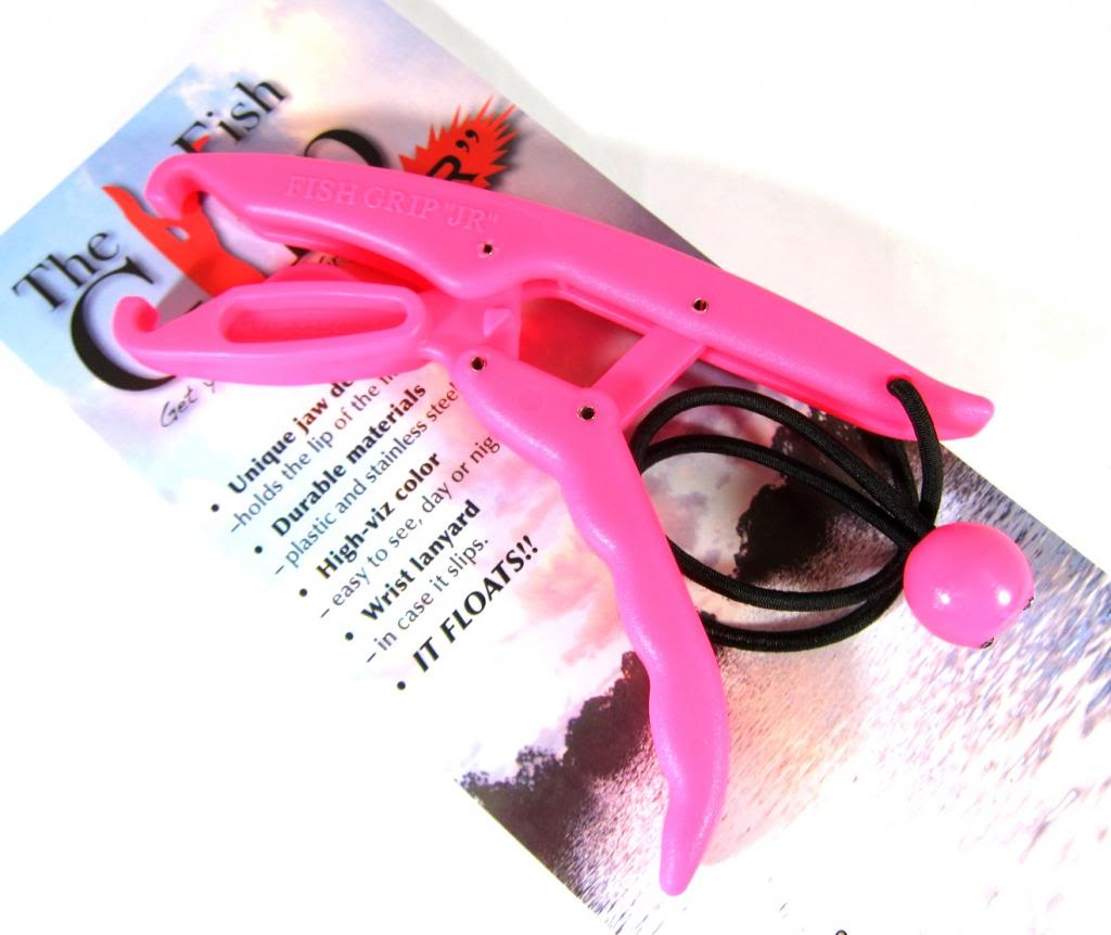The Fish Grip Floating JR Model Pink (0758)