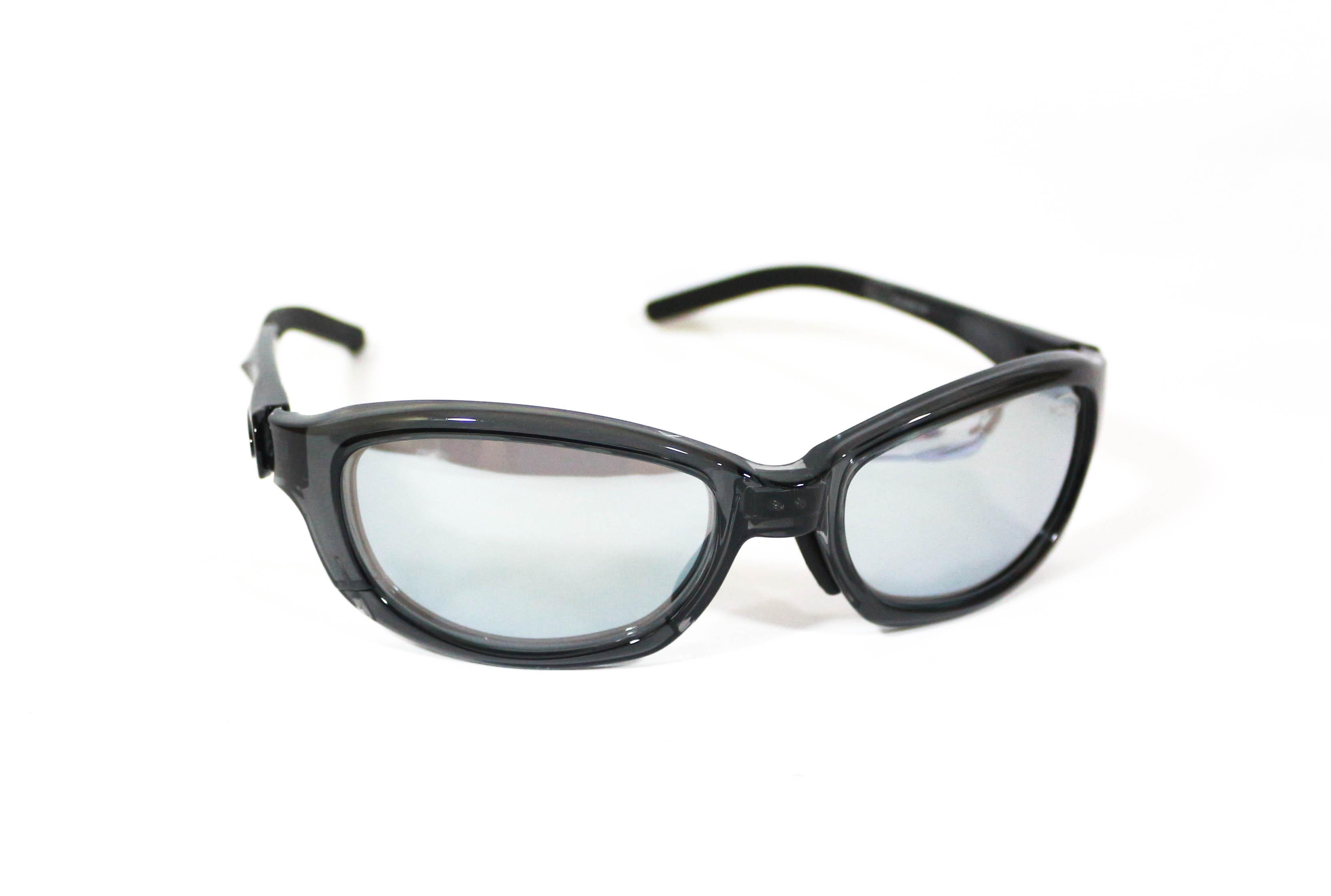 Tiemco Sight Master Sunglasses Scepter Smk Gray/Gray Silver Mirror(1037)