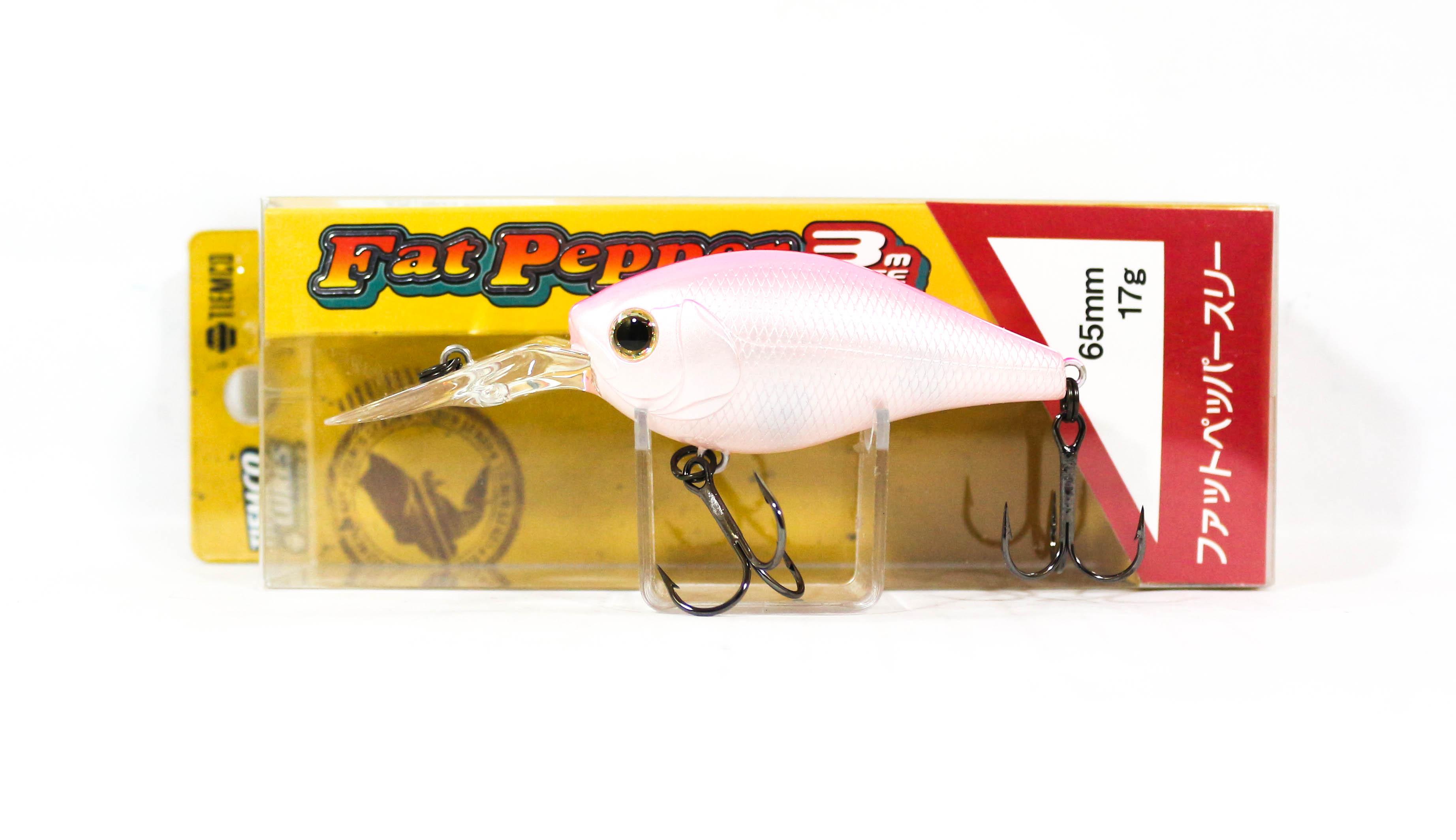 Tiemco Fat Pepper Three FP3 Diving Crank Bait Floating Lure 316 (2864)