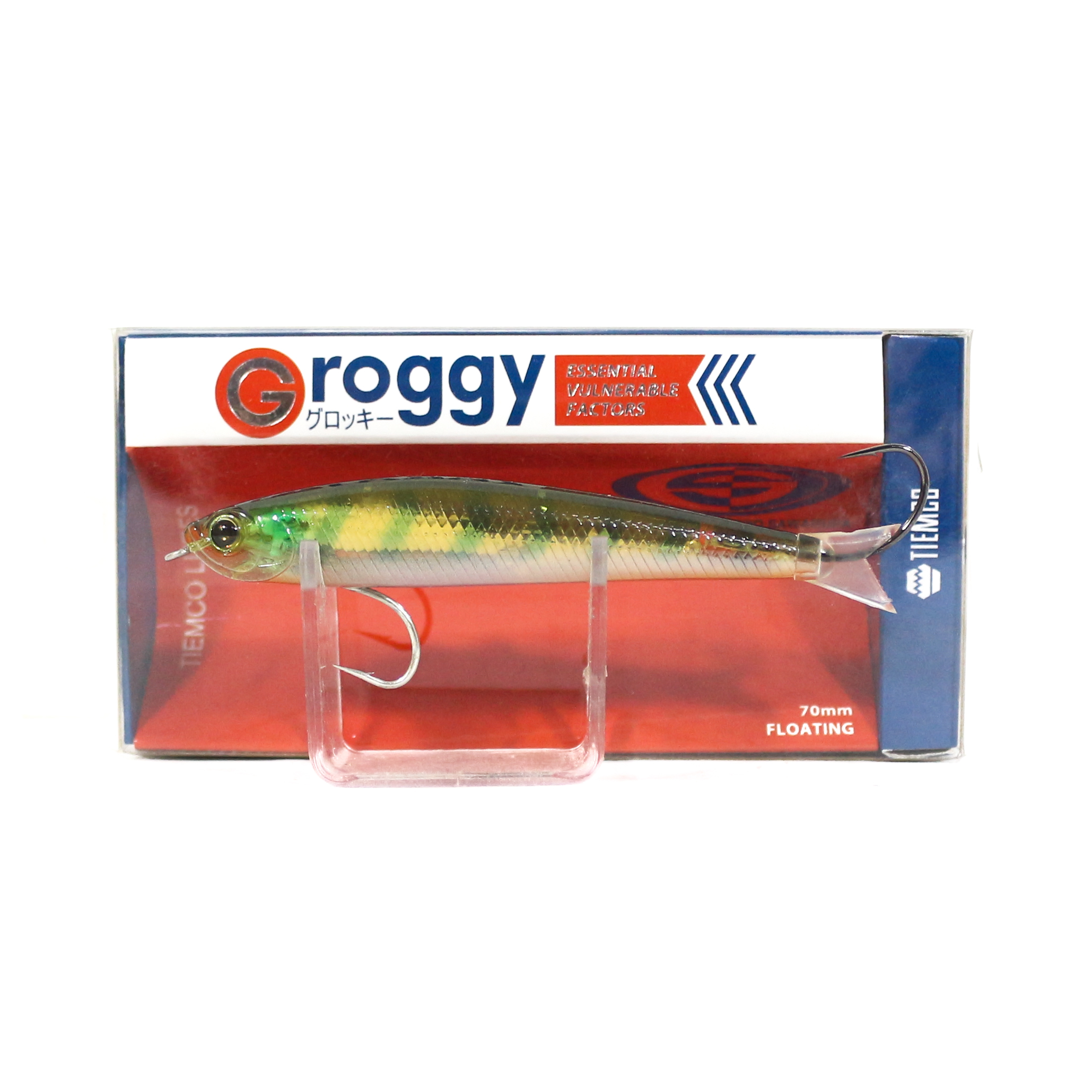 2778 Tiemco Cicada Soft Shell Floating Lure SSC-117