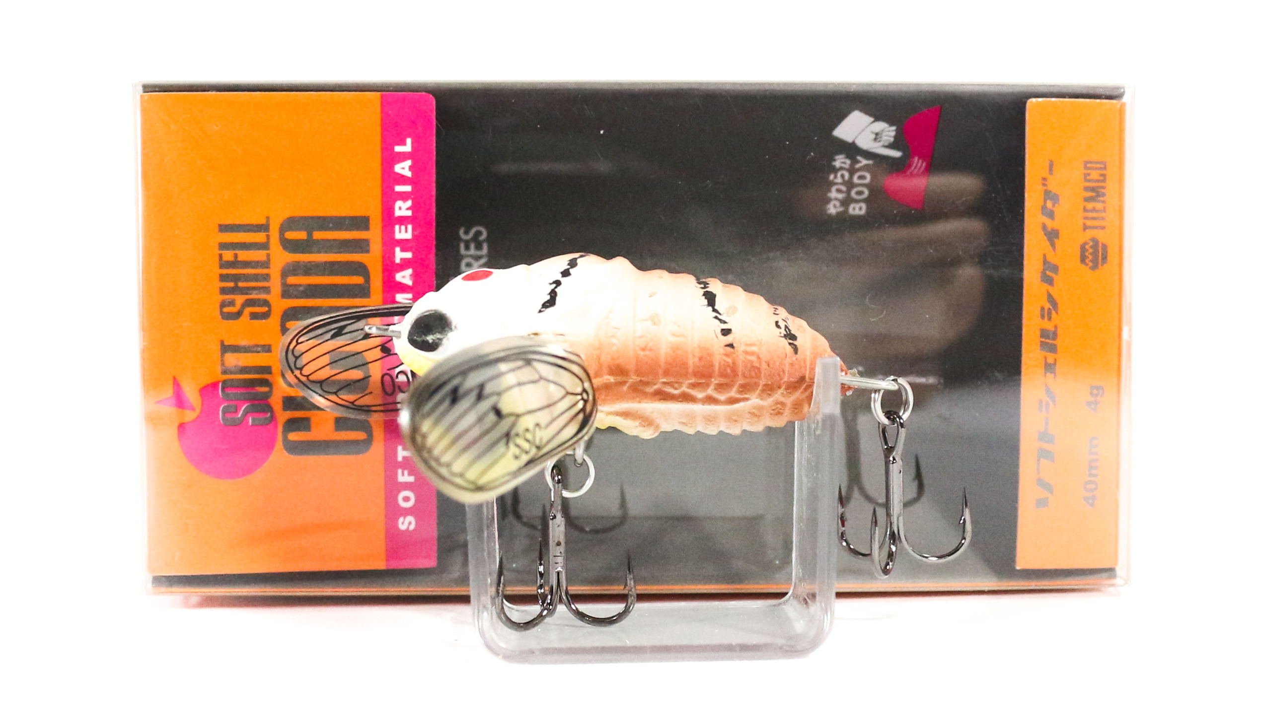 Tiemco Cicada Soft Shell Floating Lure SSC-128 (9549)