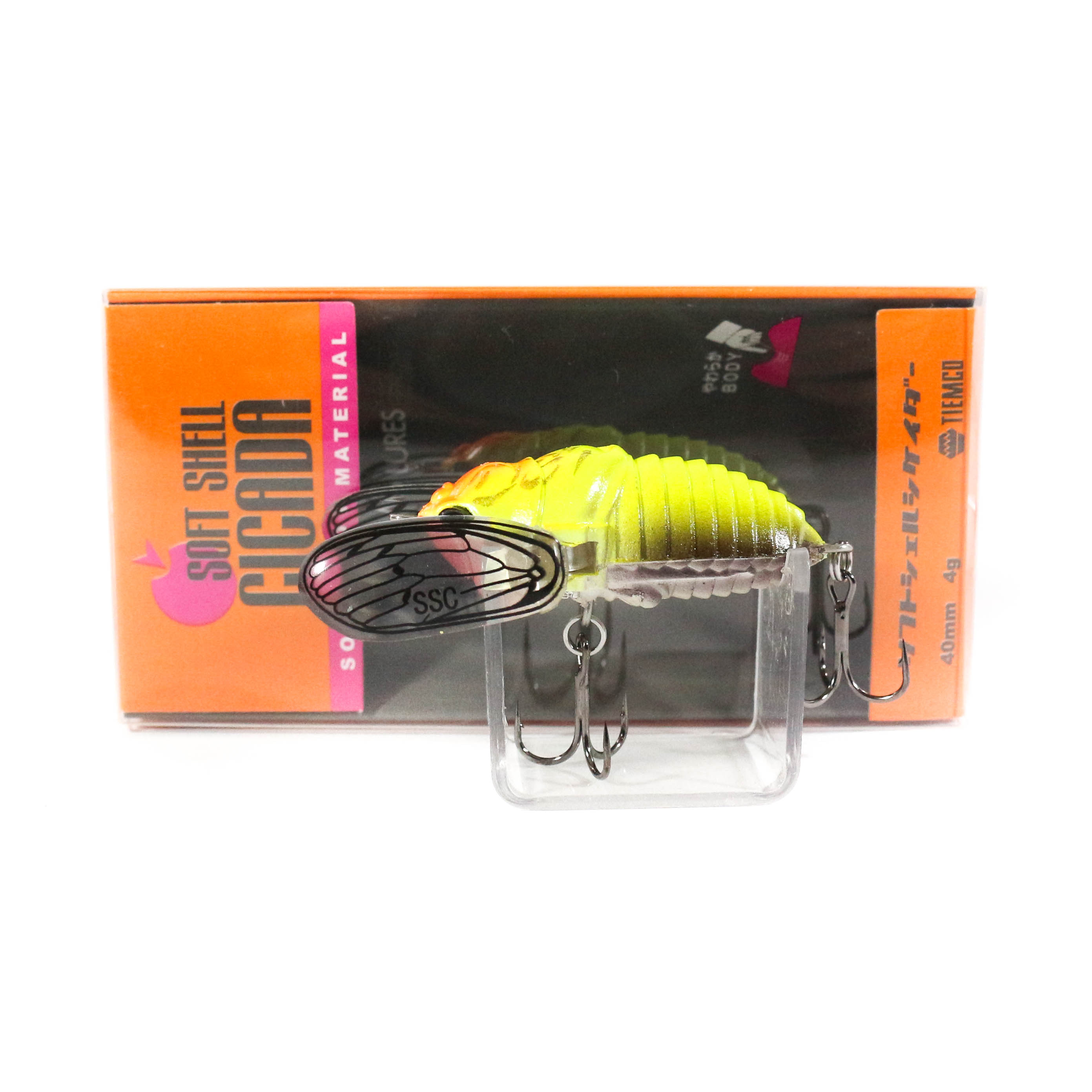 Tiemco Cicada Soft Shell Floating Lure SSC-181 (9570)