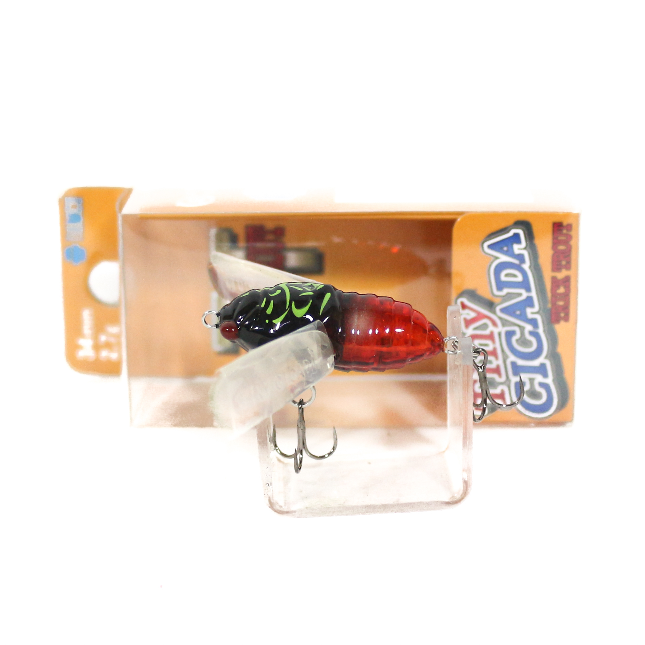 Tiemco Cicada Tiny Trick Trout Floating Lure TTTC-122 (6023)