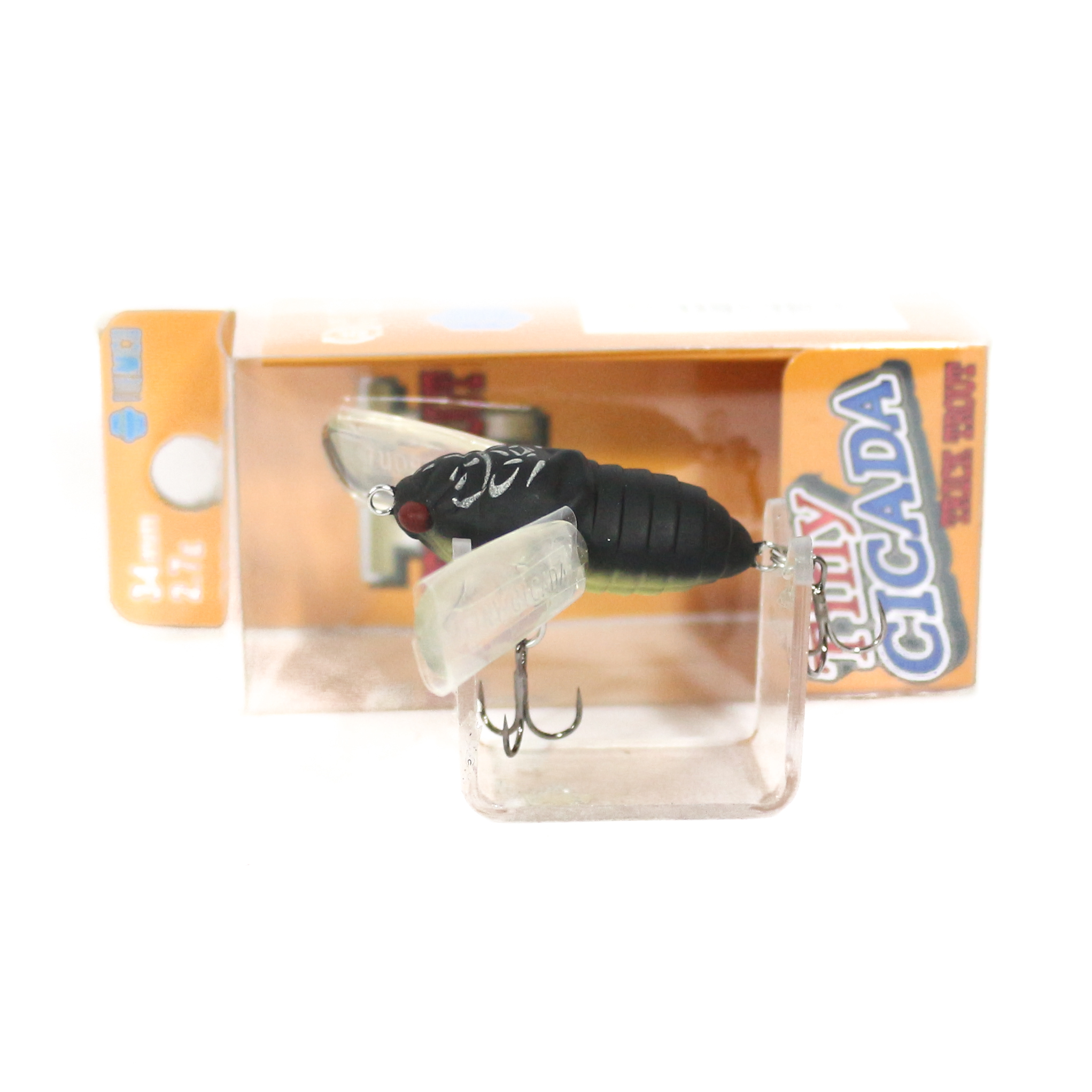 Tiemco Cicada Tiny Trick Trout Floating Lure TTTC-059 (0842)