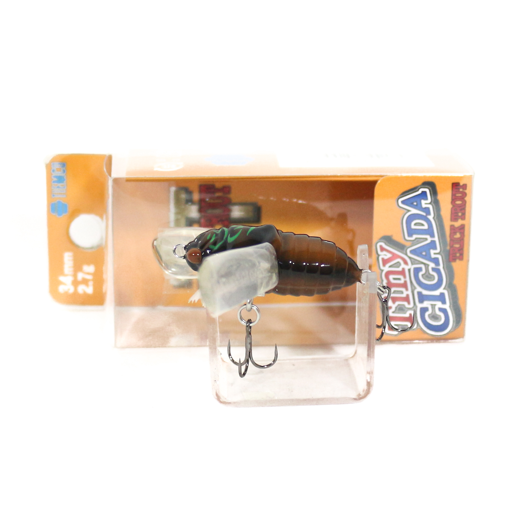 Tiemco Cicada Tiny Trick Trout Floating Lure TTTC-061 (0859)