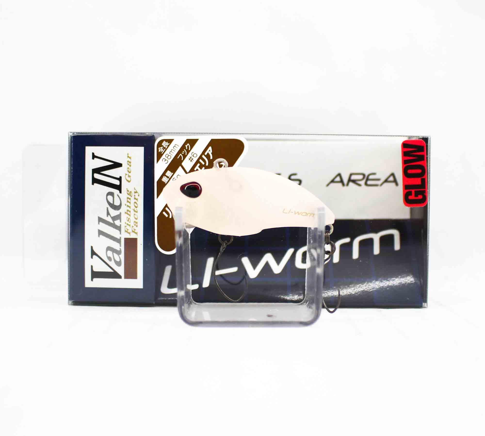 Valkein Li-Worm 38mm 3.6 grams Sinking Lure M047 (5173)