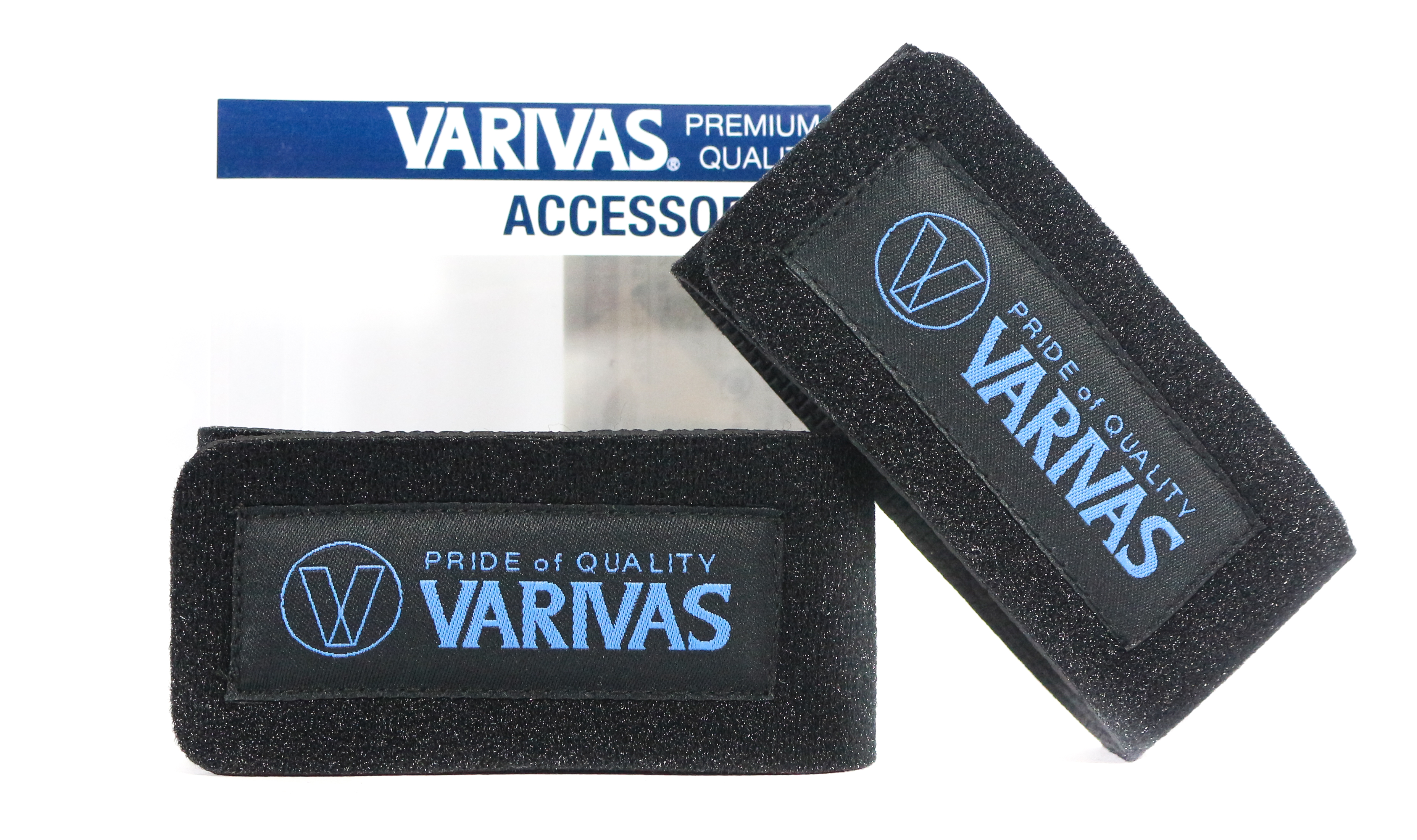 Varivas Rod Belt Strap 2 piece pack 50 x 400 mm Size L (7565)