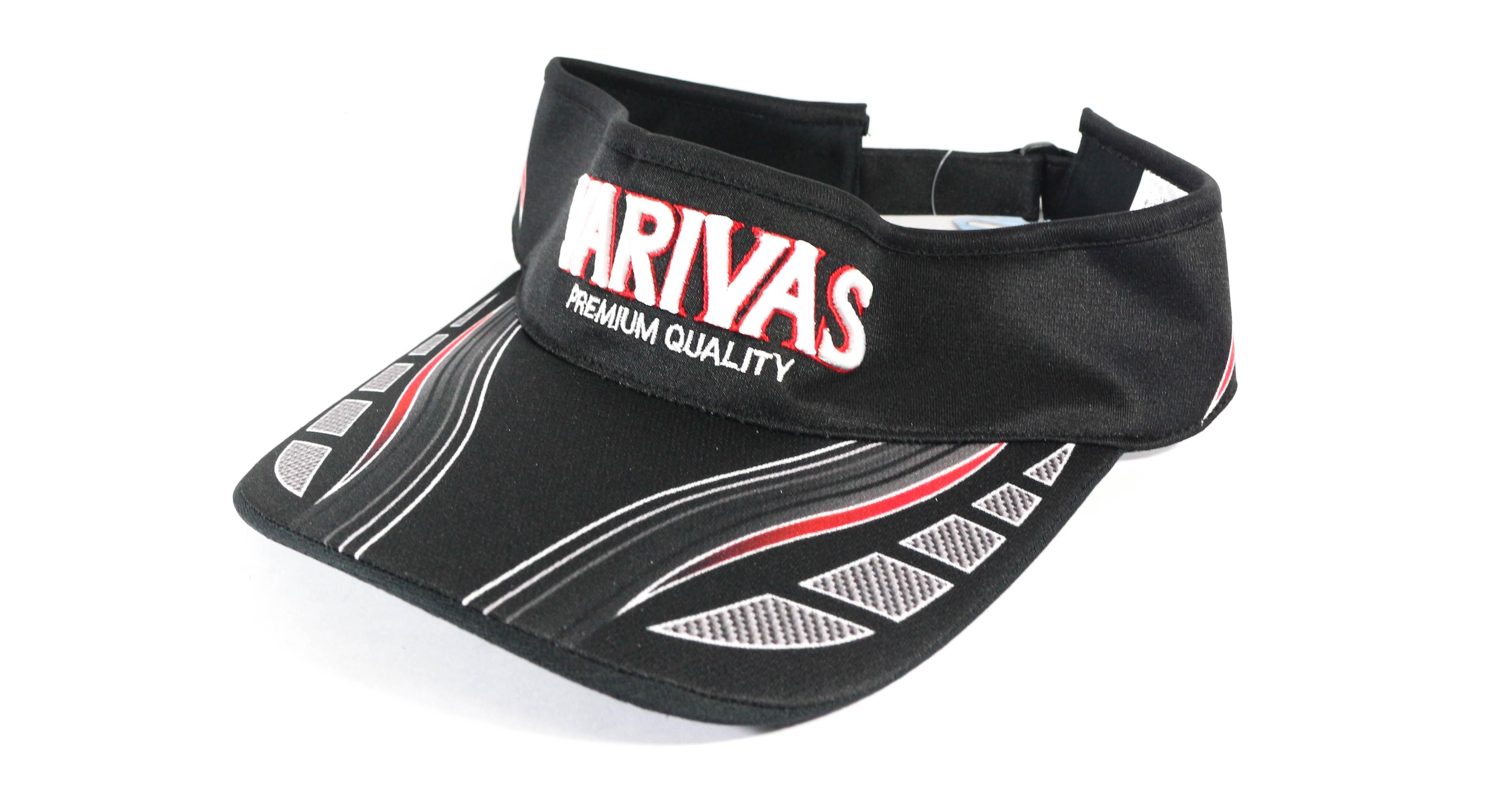 Sale Varivas VAC-16 Visor Quick Dry Black (5018)