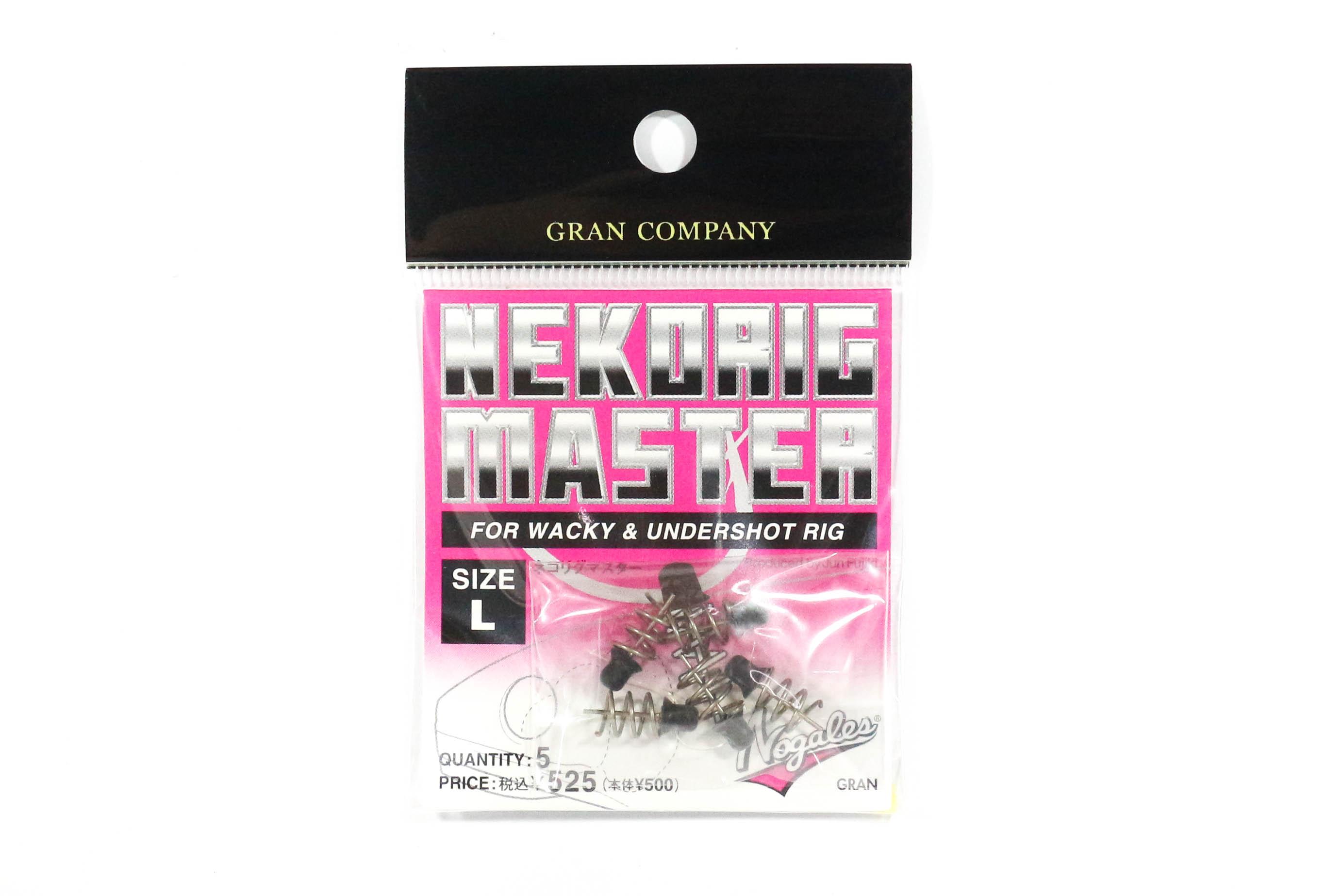 Varivas Neko Rig Master Black Size L (8141)