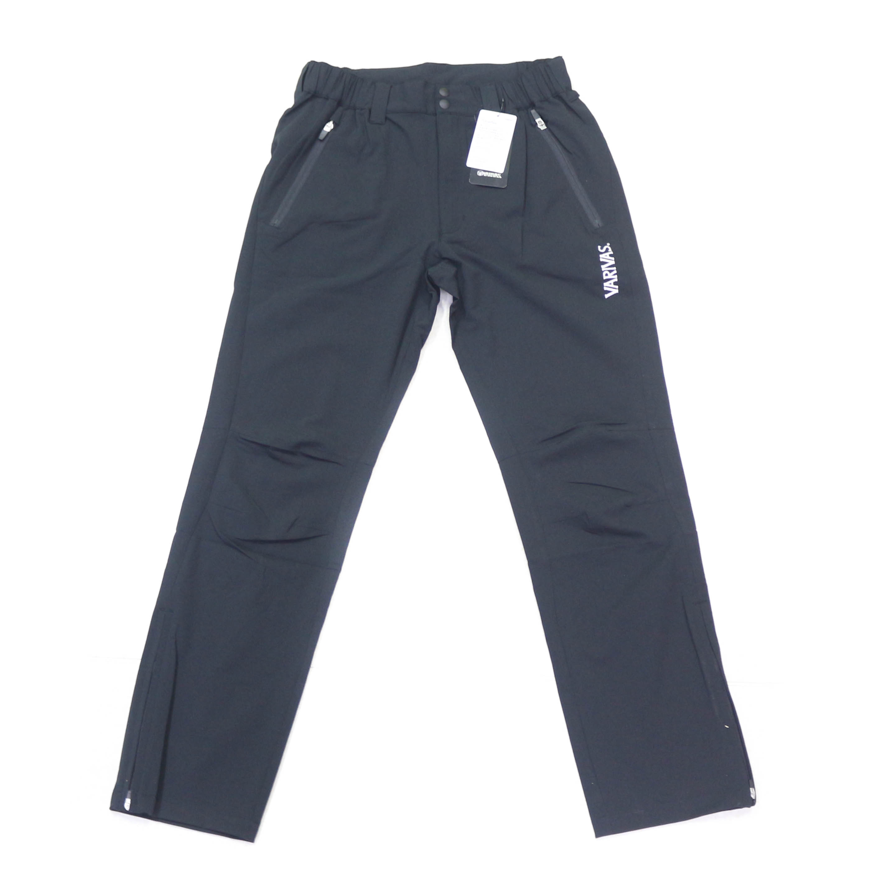 Varivas VASS-05 Fishing Pants Black Size M (1341)