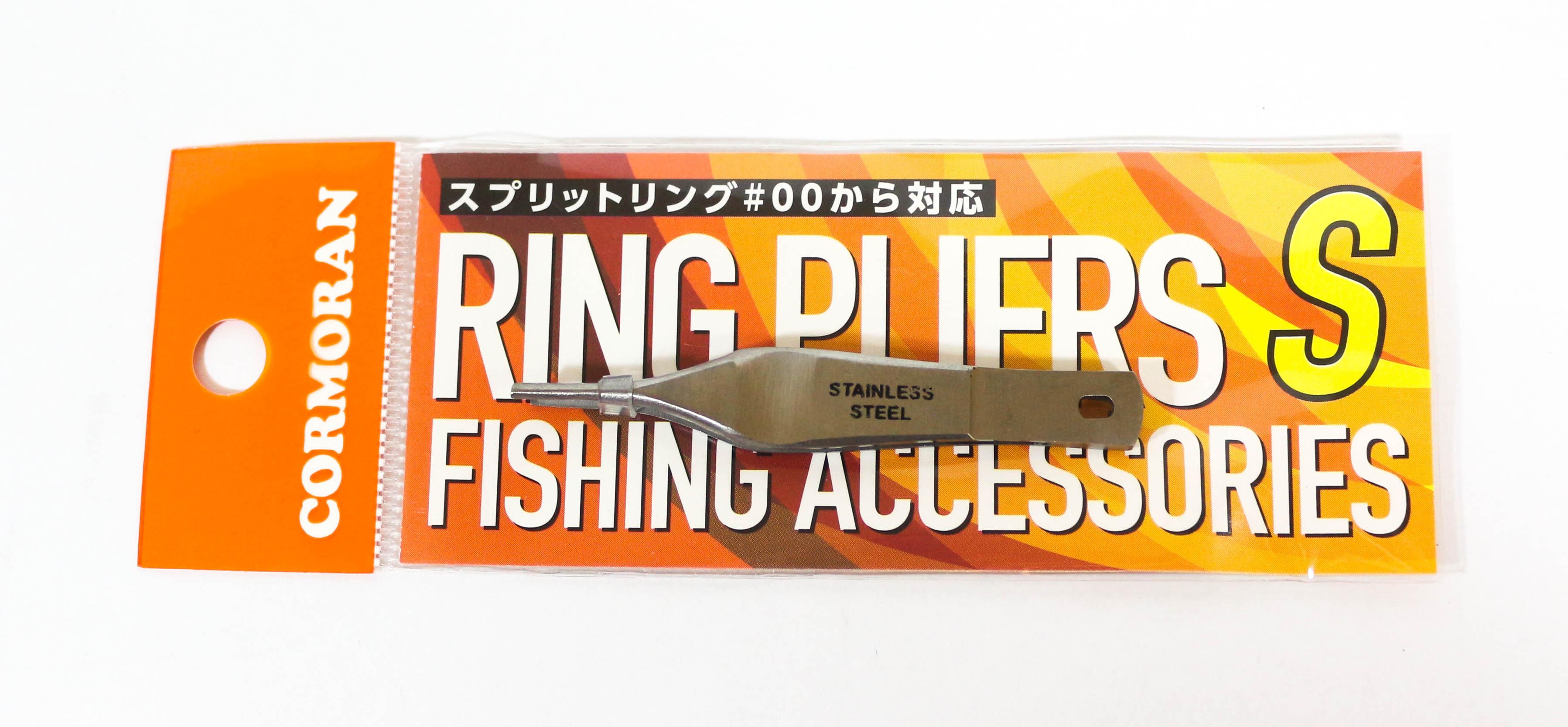 Viva Comoran Mini Split Ring Tweezer Pincers Size S 60mm (9104)