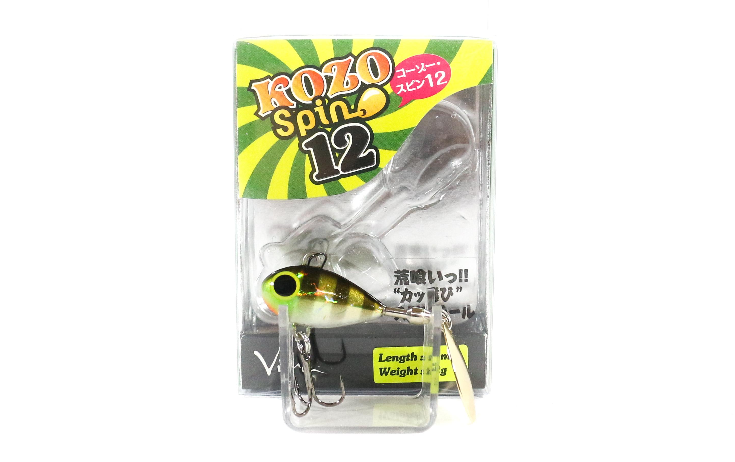 Viva Kozo Spin 12 grams Spinner Bait Lure 8 (7472)