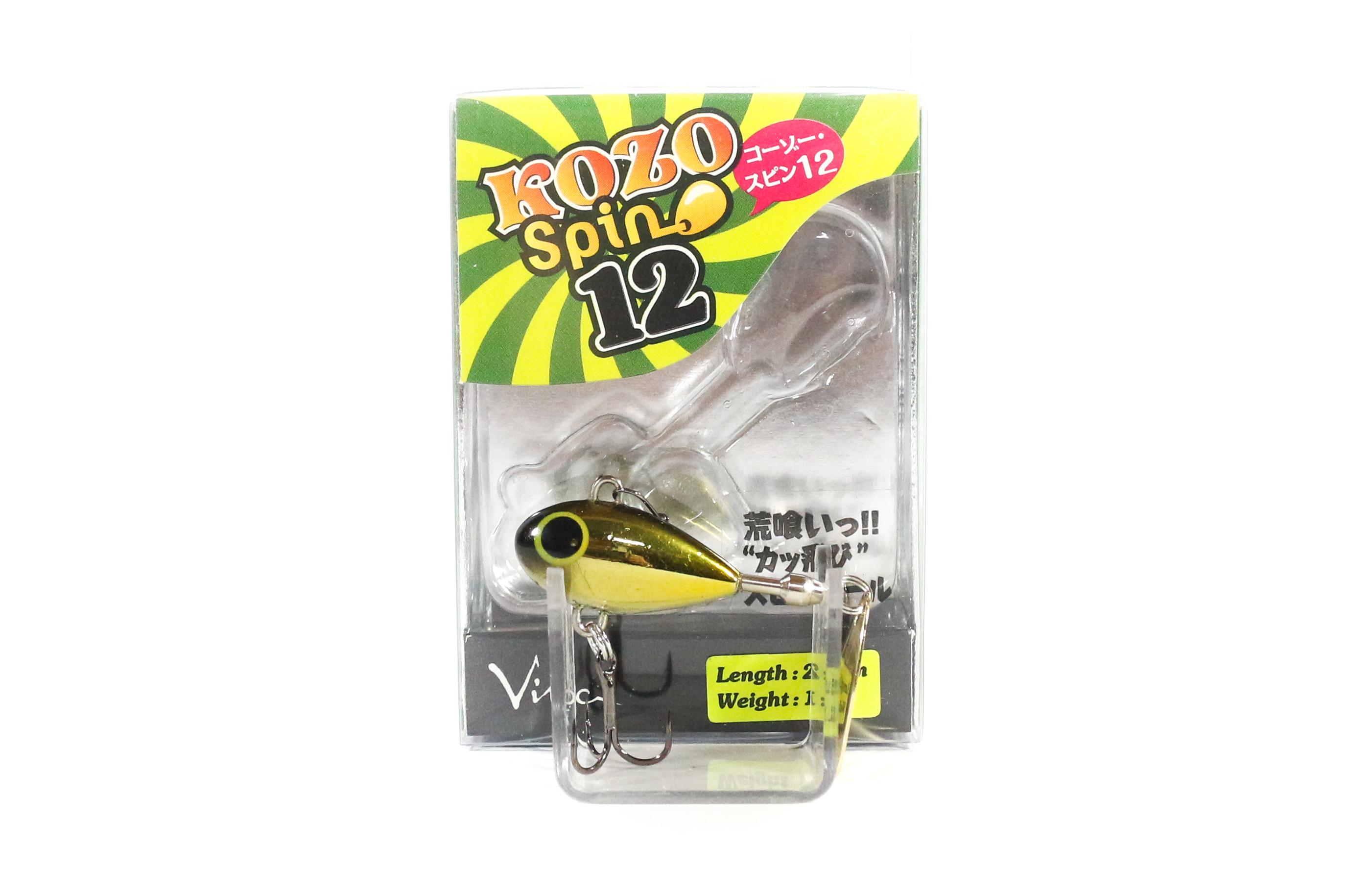 Viva Kozo Spin 12 grams Spinner Bait Lure 11 (7489)