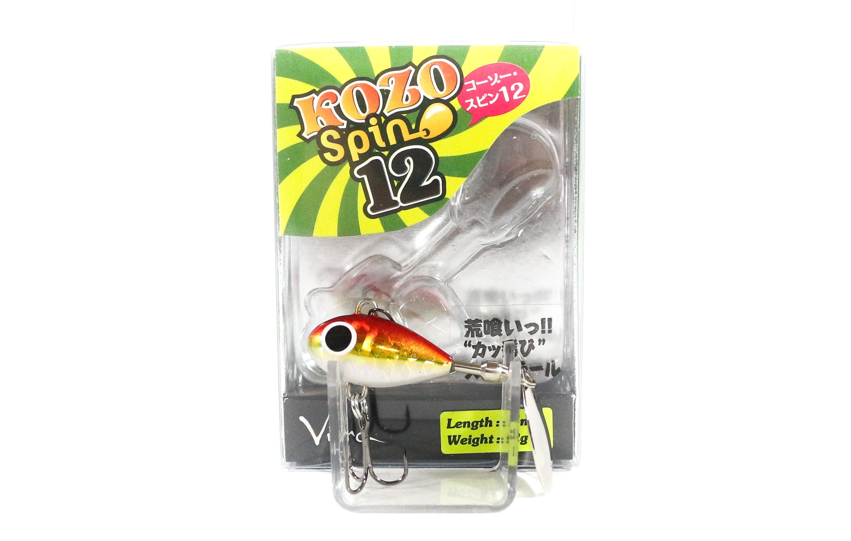 Viva Kozo Spin 12 grams Spinner Bait Lure 55 (7496)