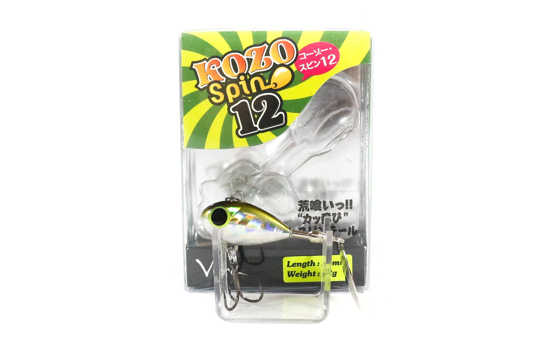 Viva Kozo Spin 12 grams Spinner Bait Lure 138 (7533)