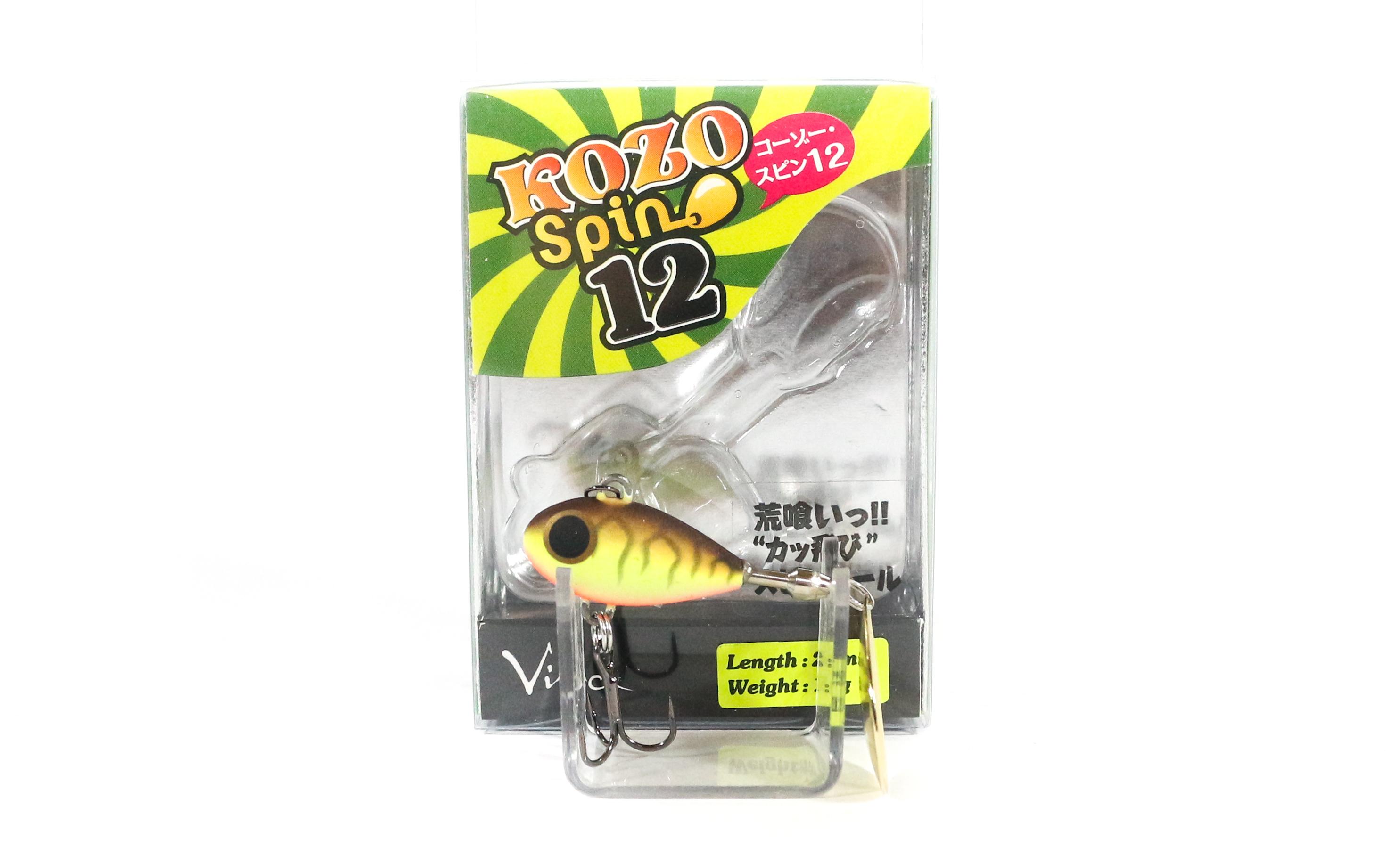 Viva Kozo Spin 12 grams Spinner Bait Lure 140 (7540)