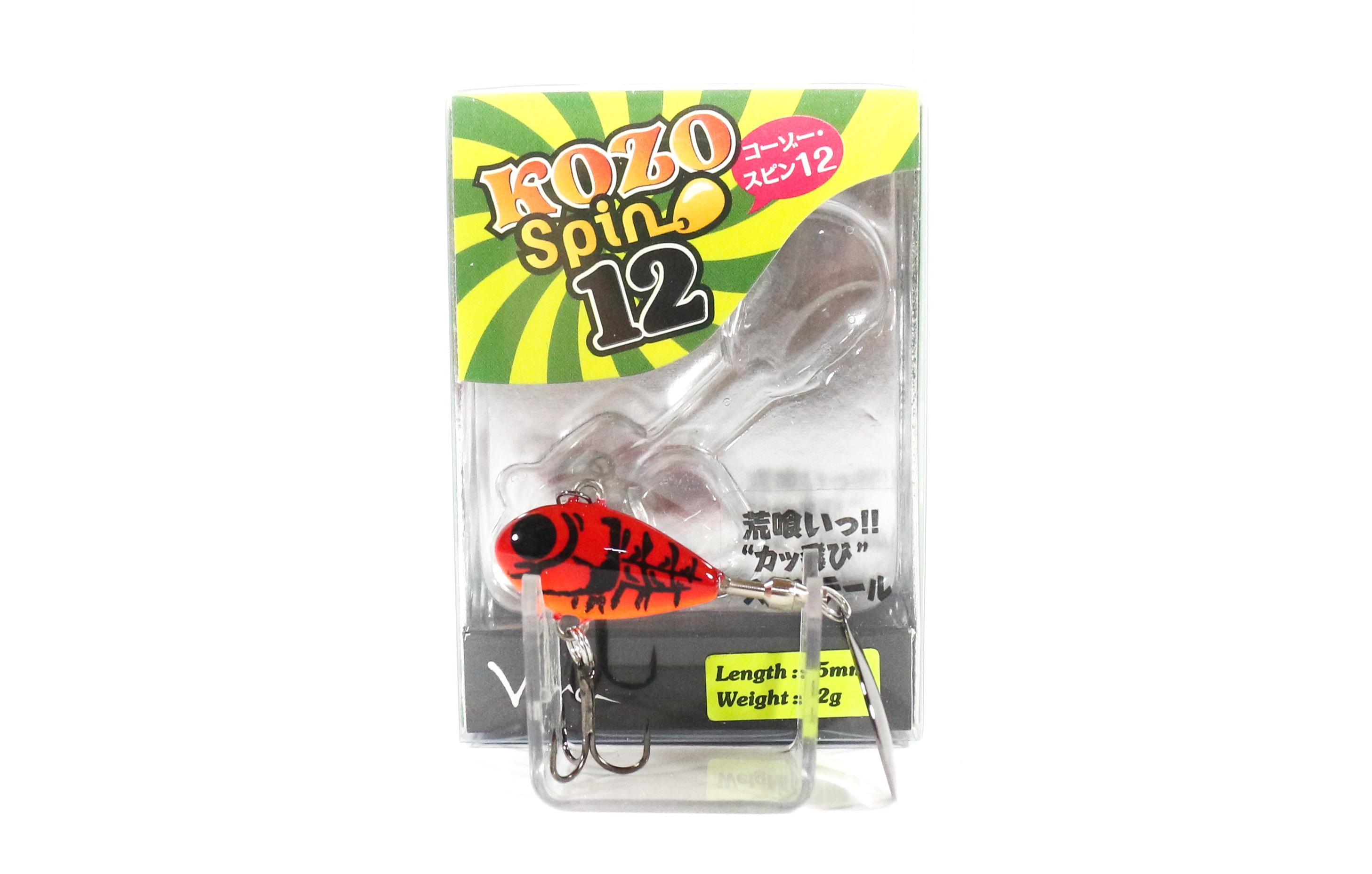 Viva Kozo Spin 12 grams Spinner Bait Lure 141 (7557)