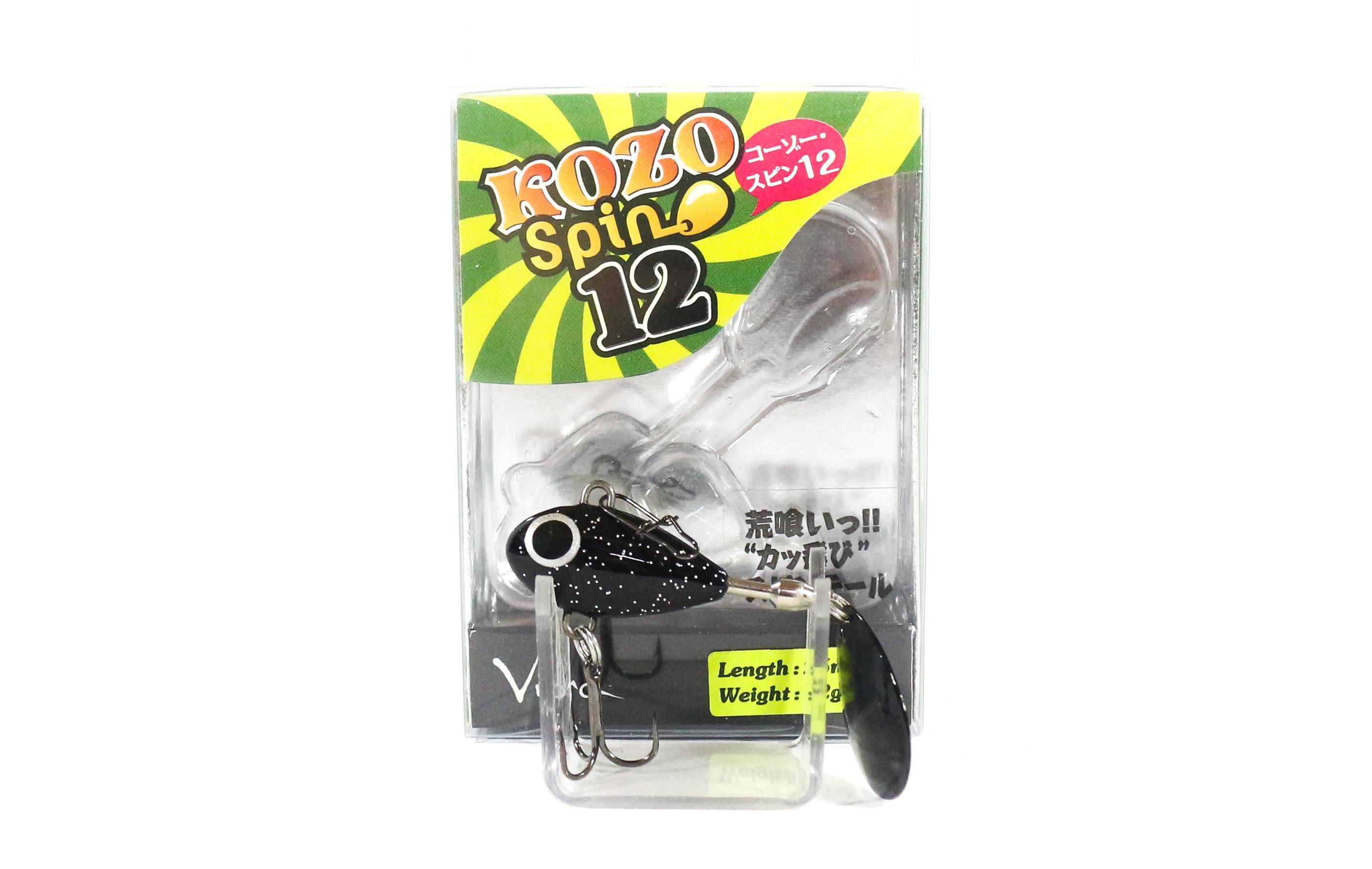 Viva Kozo Spin 12 grams Spinner Bait Lure 143 (7564)