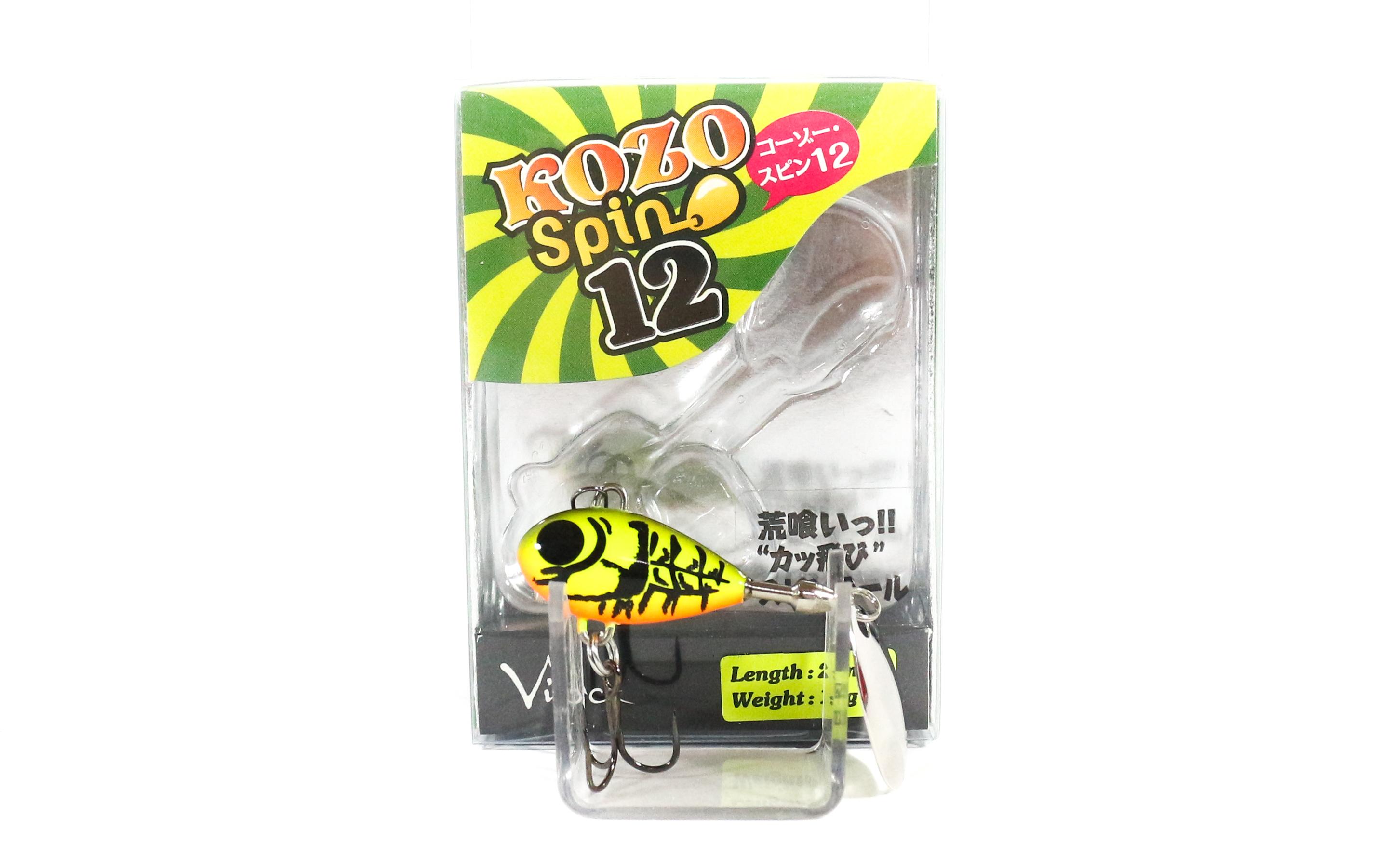Viva Kozo Spin 12 grams Spinner Bait Lure 160 (7601)