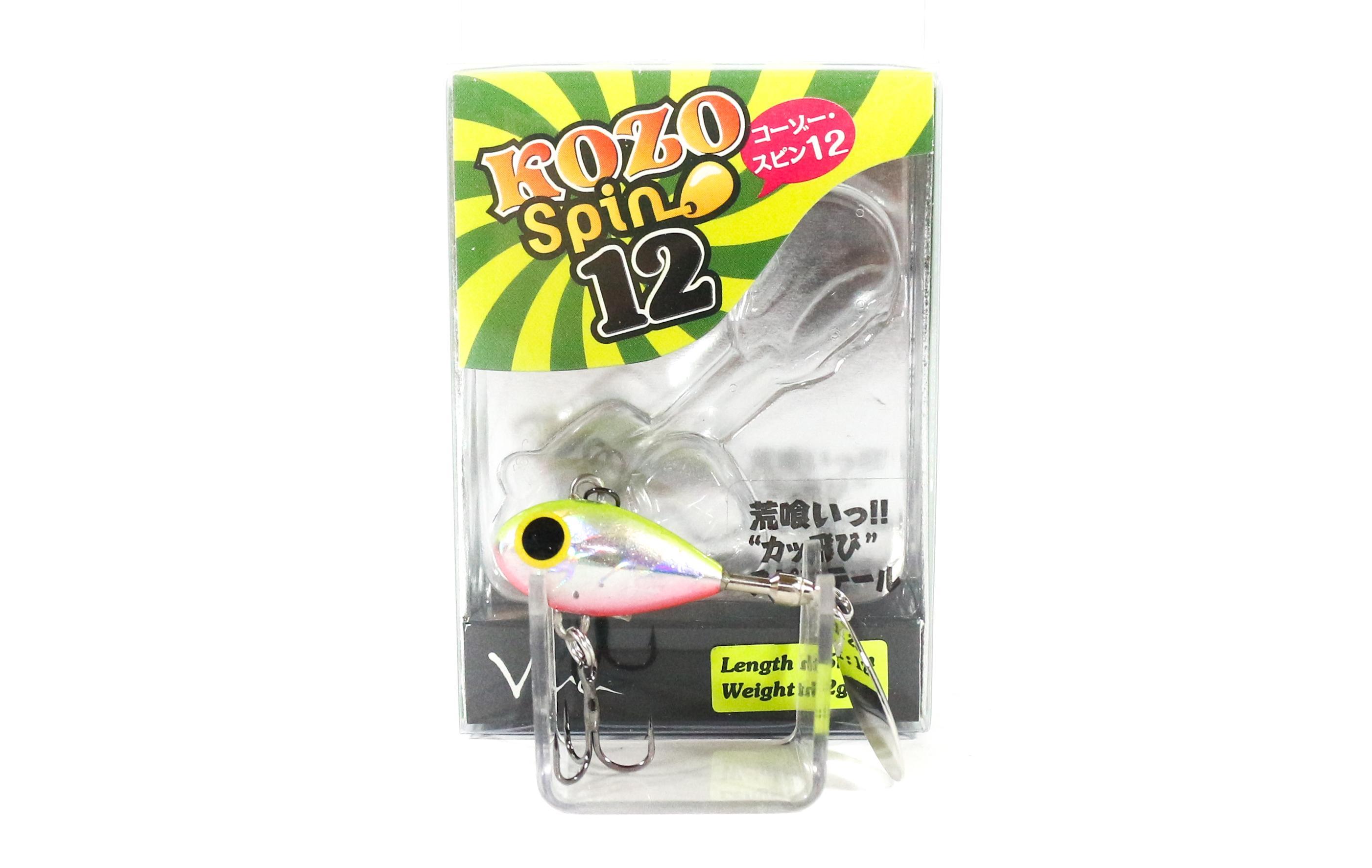 Viva Kozo Spin 12 grams Spinner Bait Lure 161 (7618)