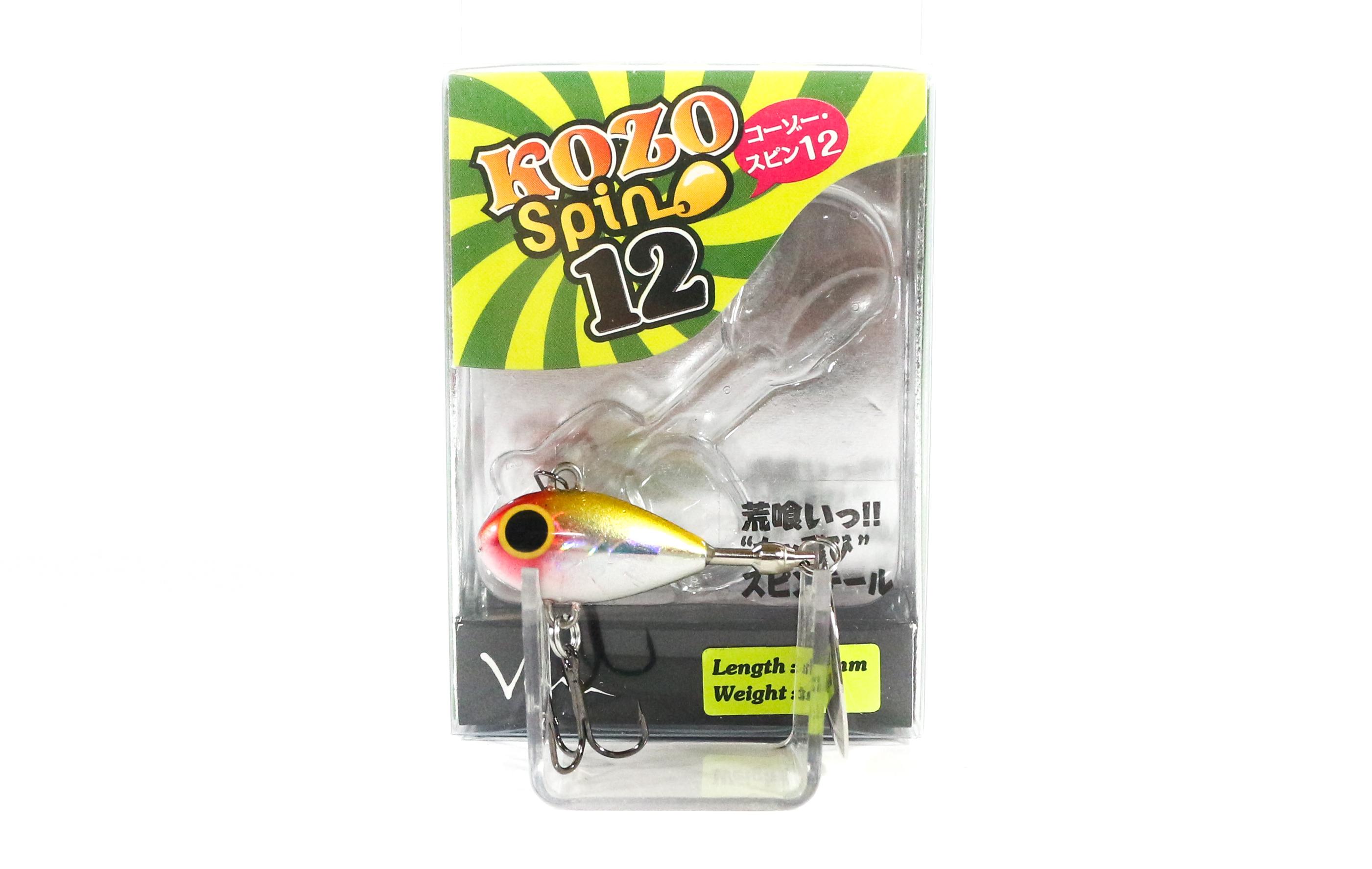 Viva Kozo Spin 12 grams Spinner Bait Lure 169 (9148)