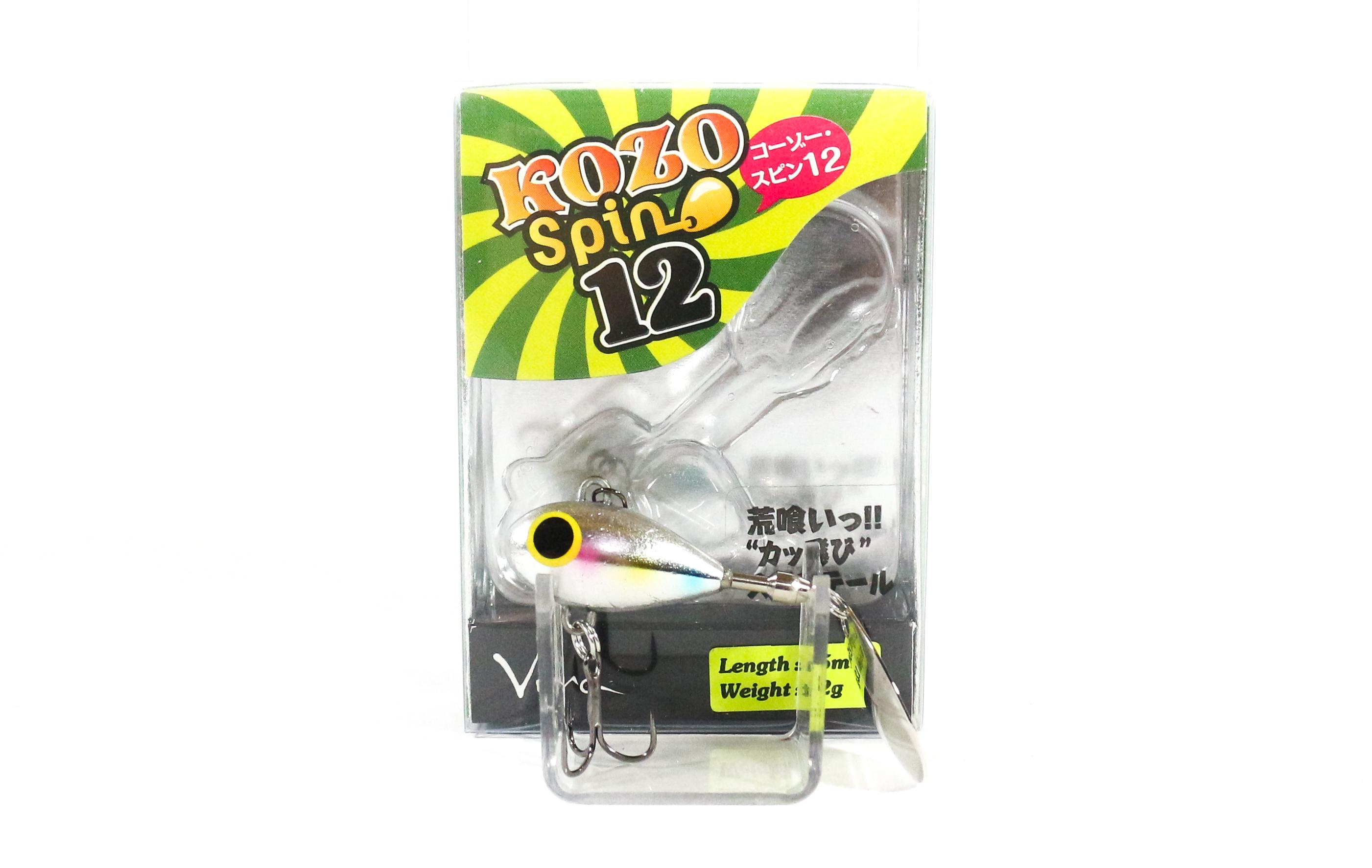 Viva Kozo Spin 12 grams Spinner Bait Lure 185 (2273)