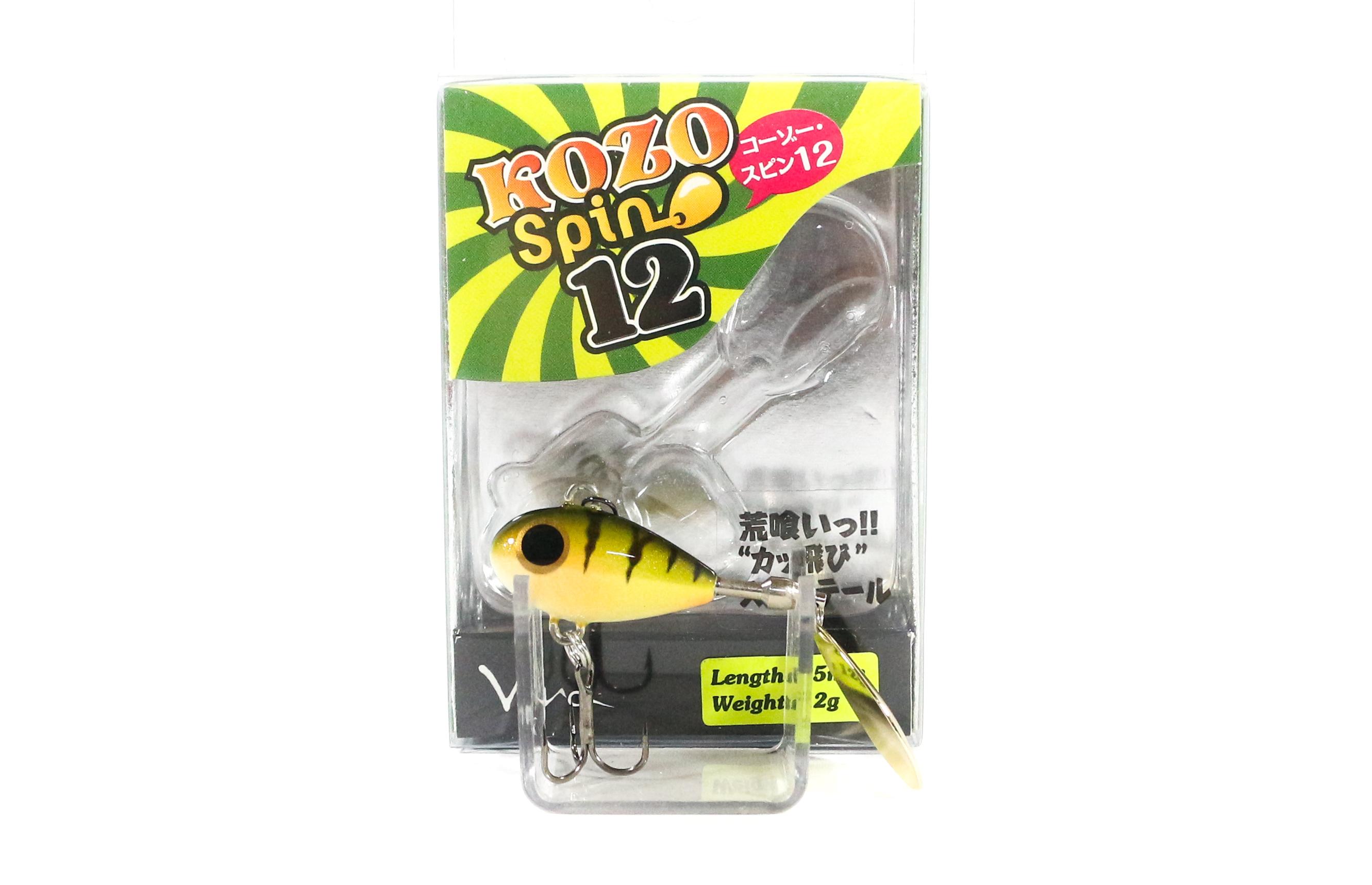 Viva Kozo Spin 12 grams Spinner Bait Lure 190 (3096)